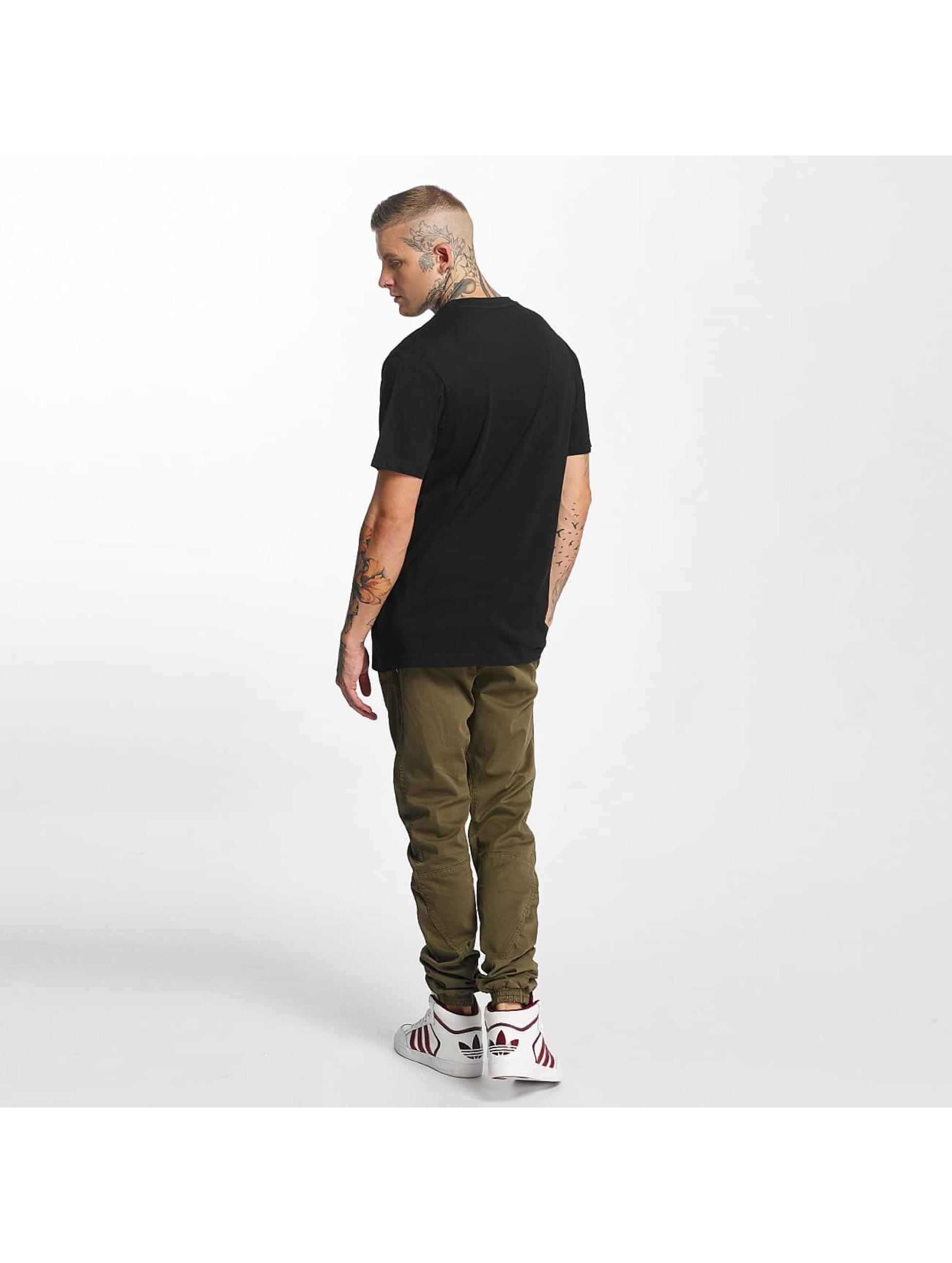 Mister Tee T-skjorter Savage svart