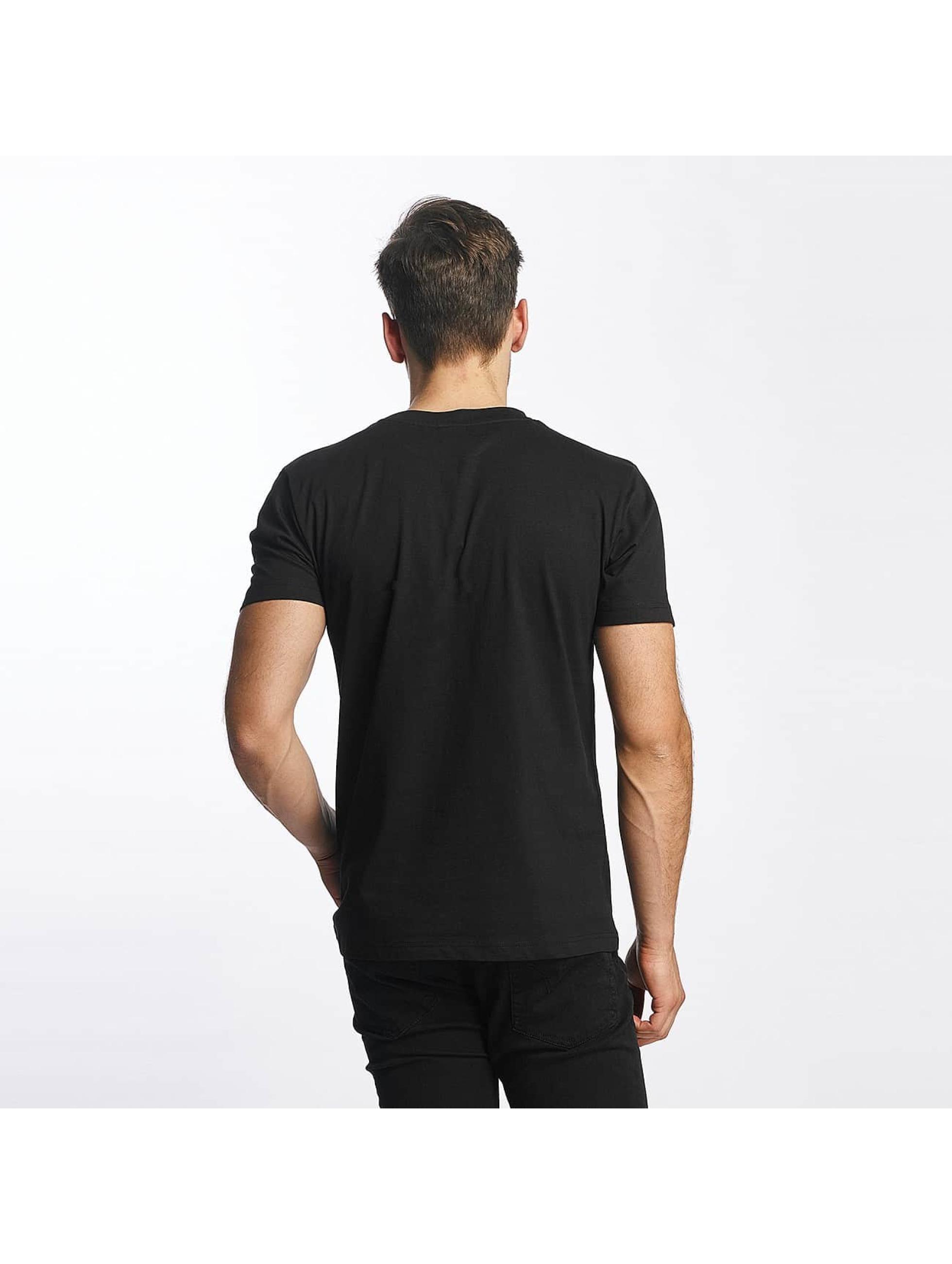 Mister Tee T-skjorter Brooklyn svart