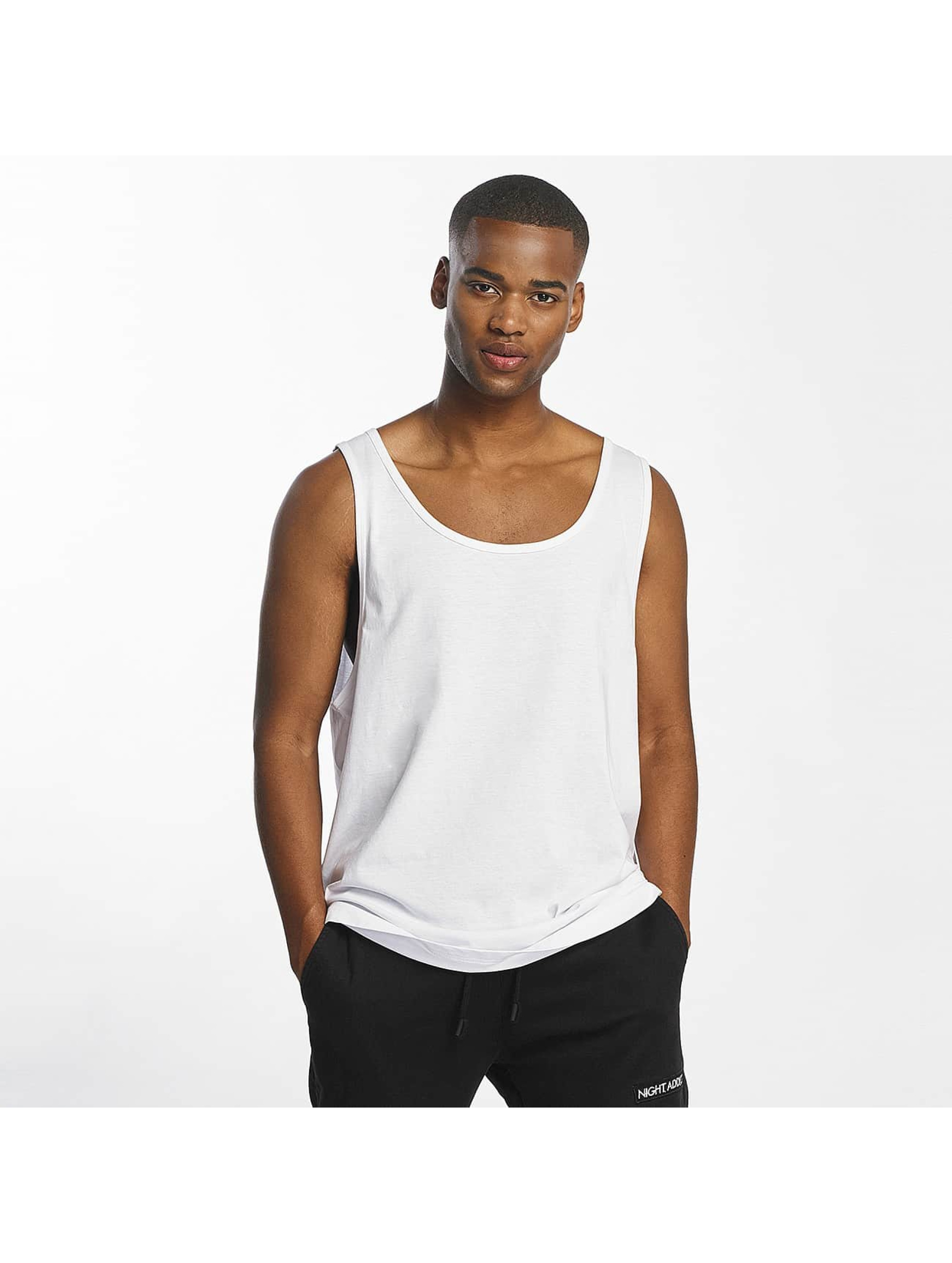 Mister Tee Tank Tops LA84 bialy