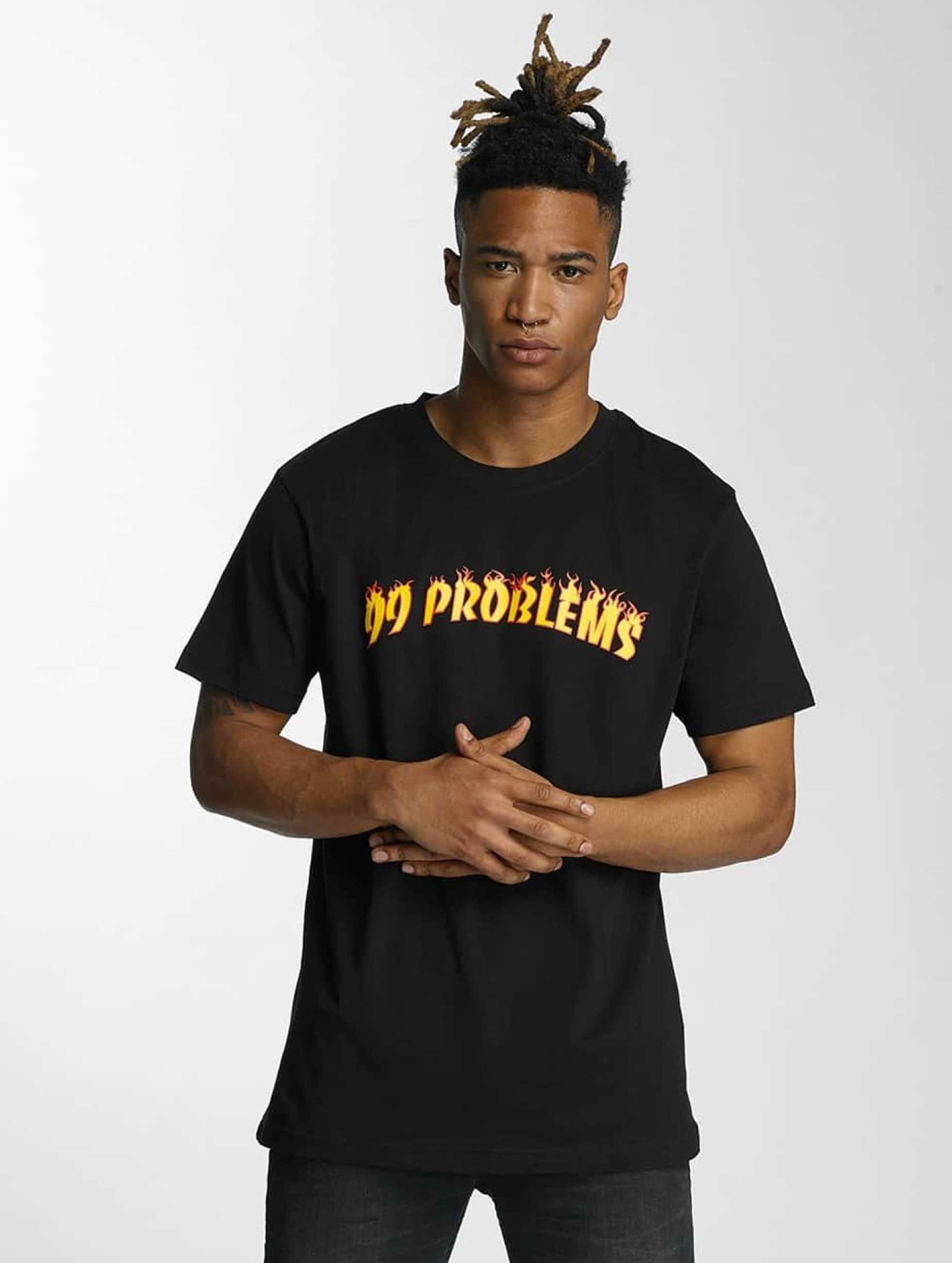 Mister Tee Tričká 99 Problems èierna