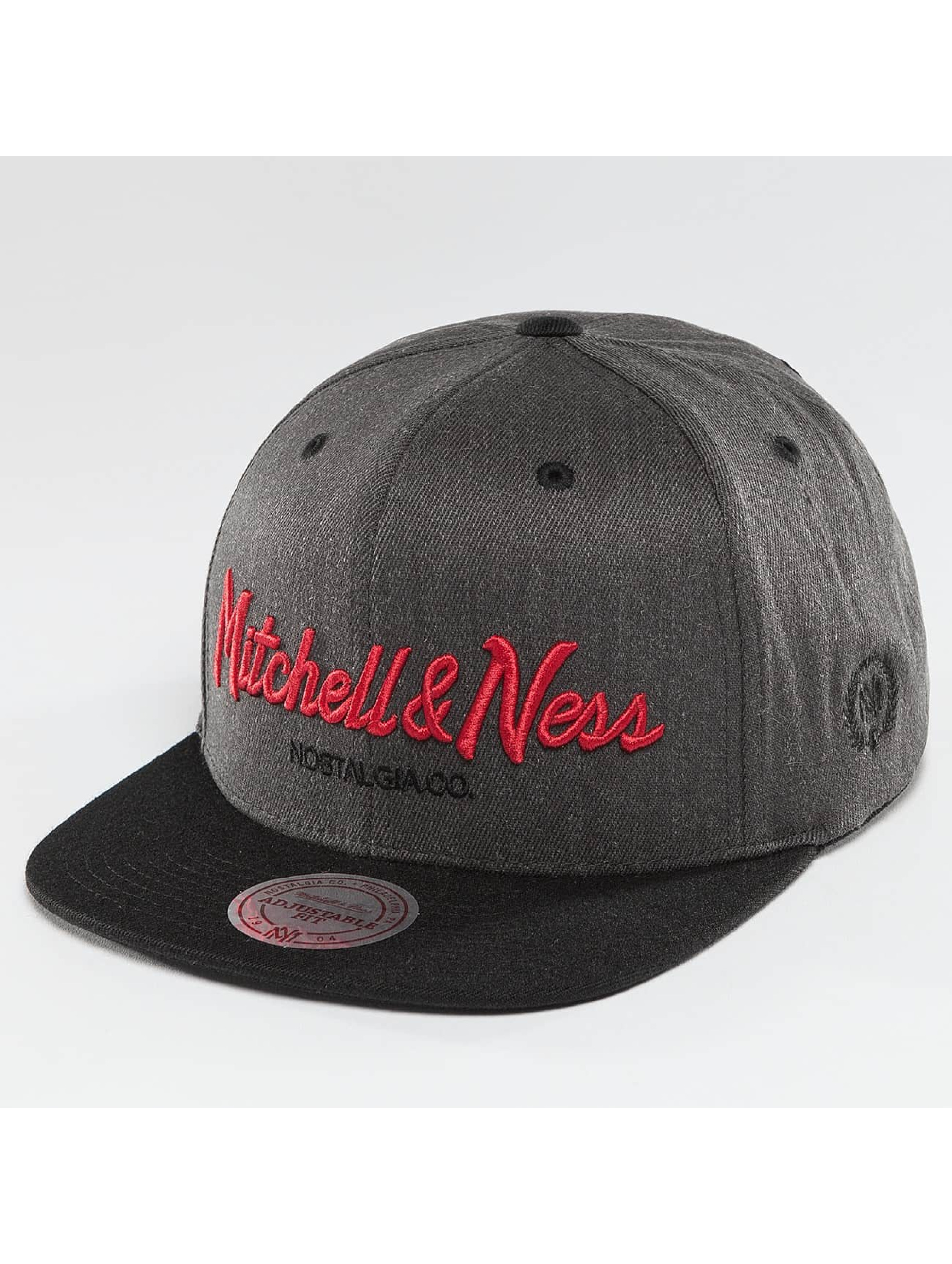 Mitchell & Ness Кепка с застёжкой 2-Tone серый