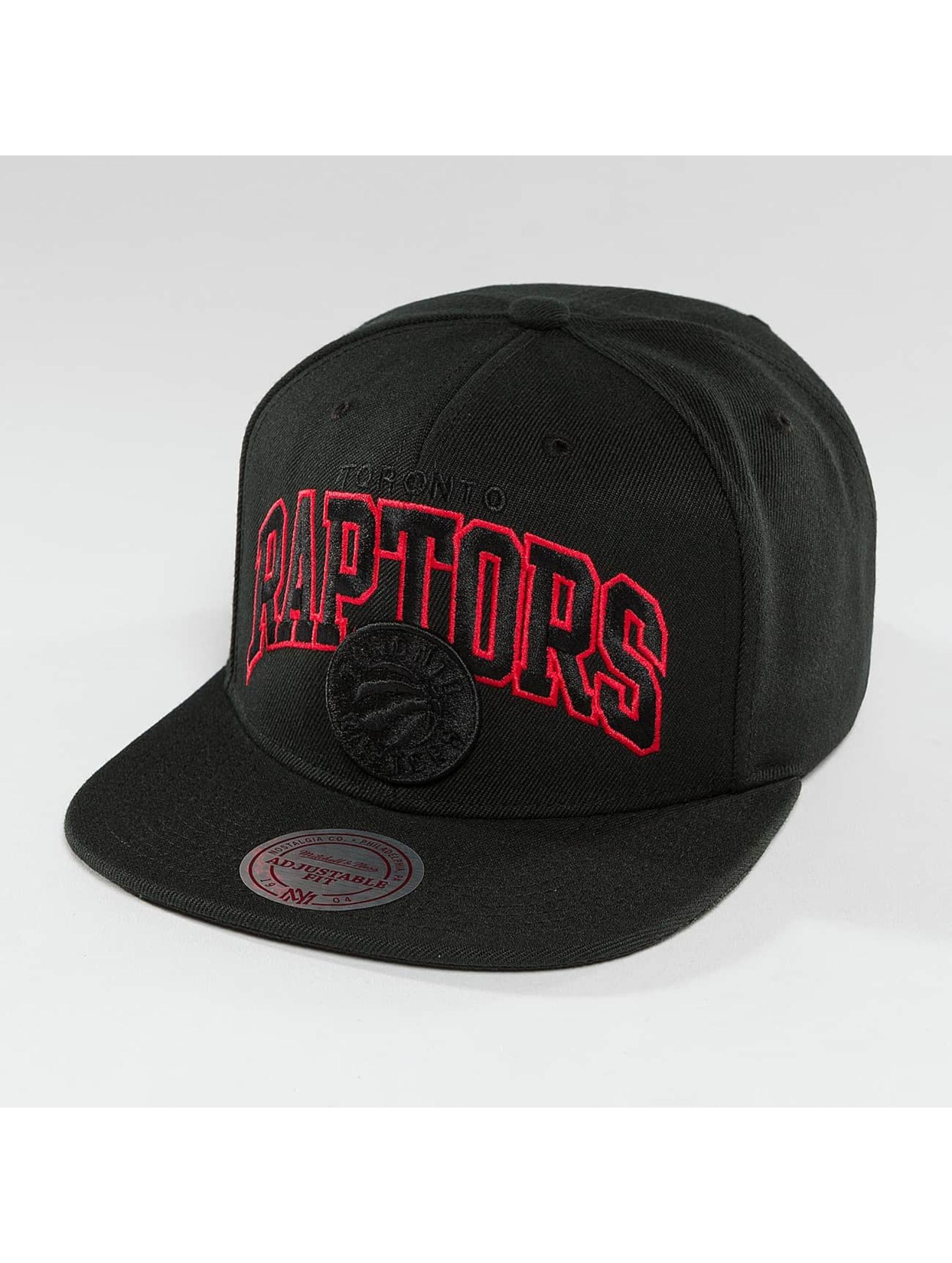Mitchell & Ness Кепка с застёжкой Red Pop Toronto Raptors черный