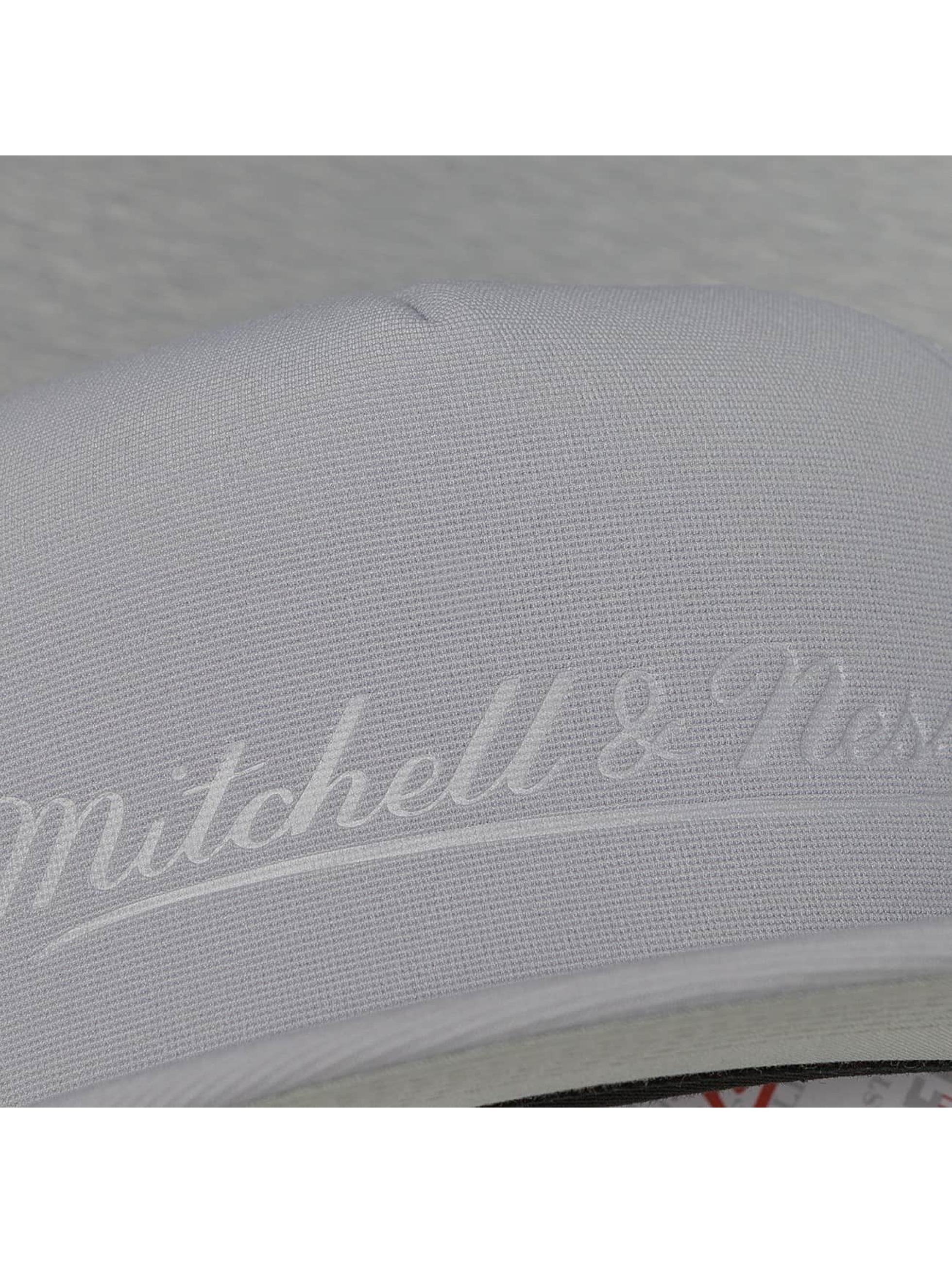 Mitchell & Ness Кепка тракер Tonal D Trucker серый
