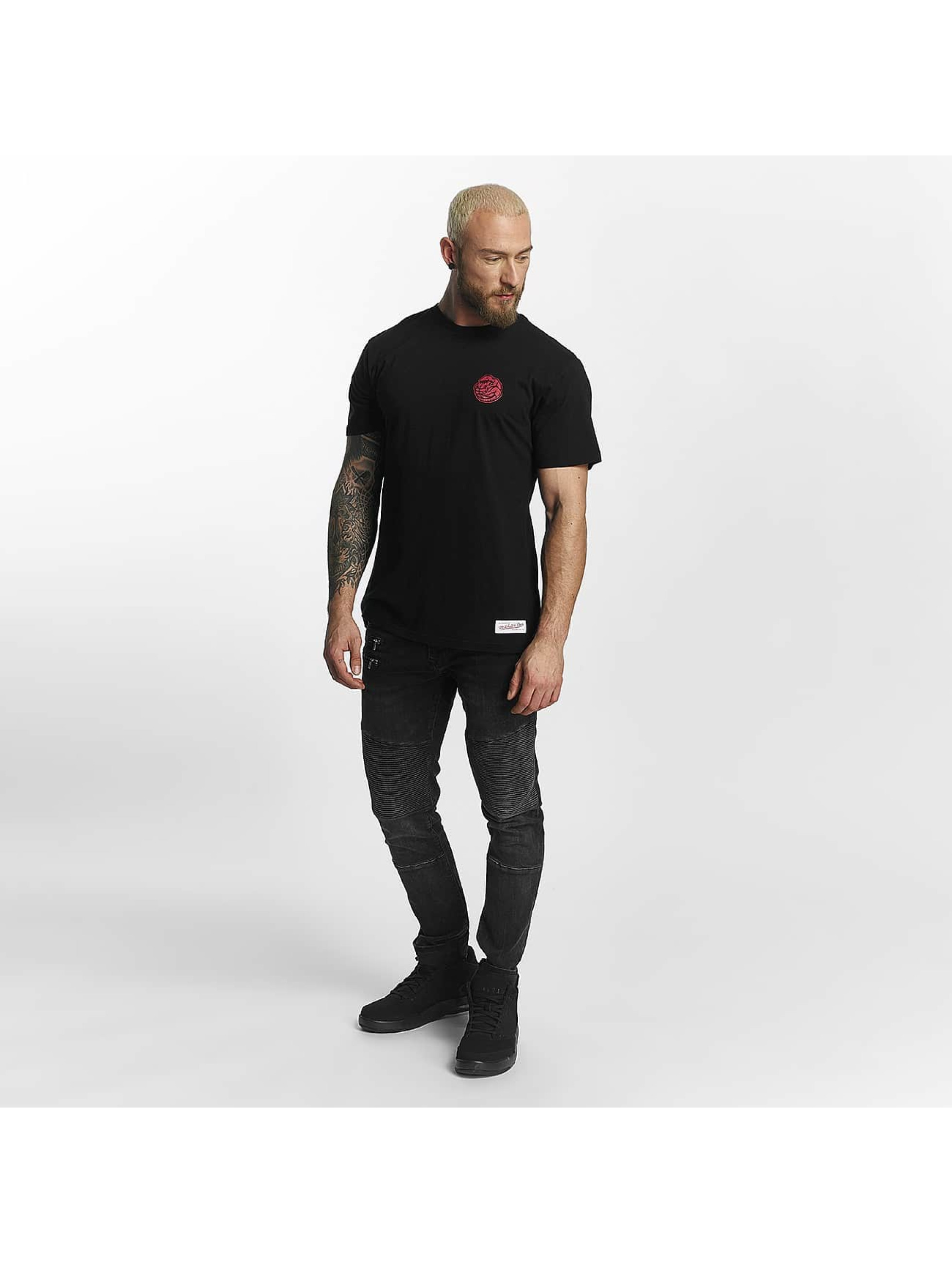 Mitchell & Ness Футболка Red Pop Tailored черный