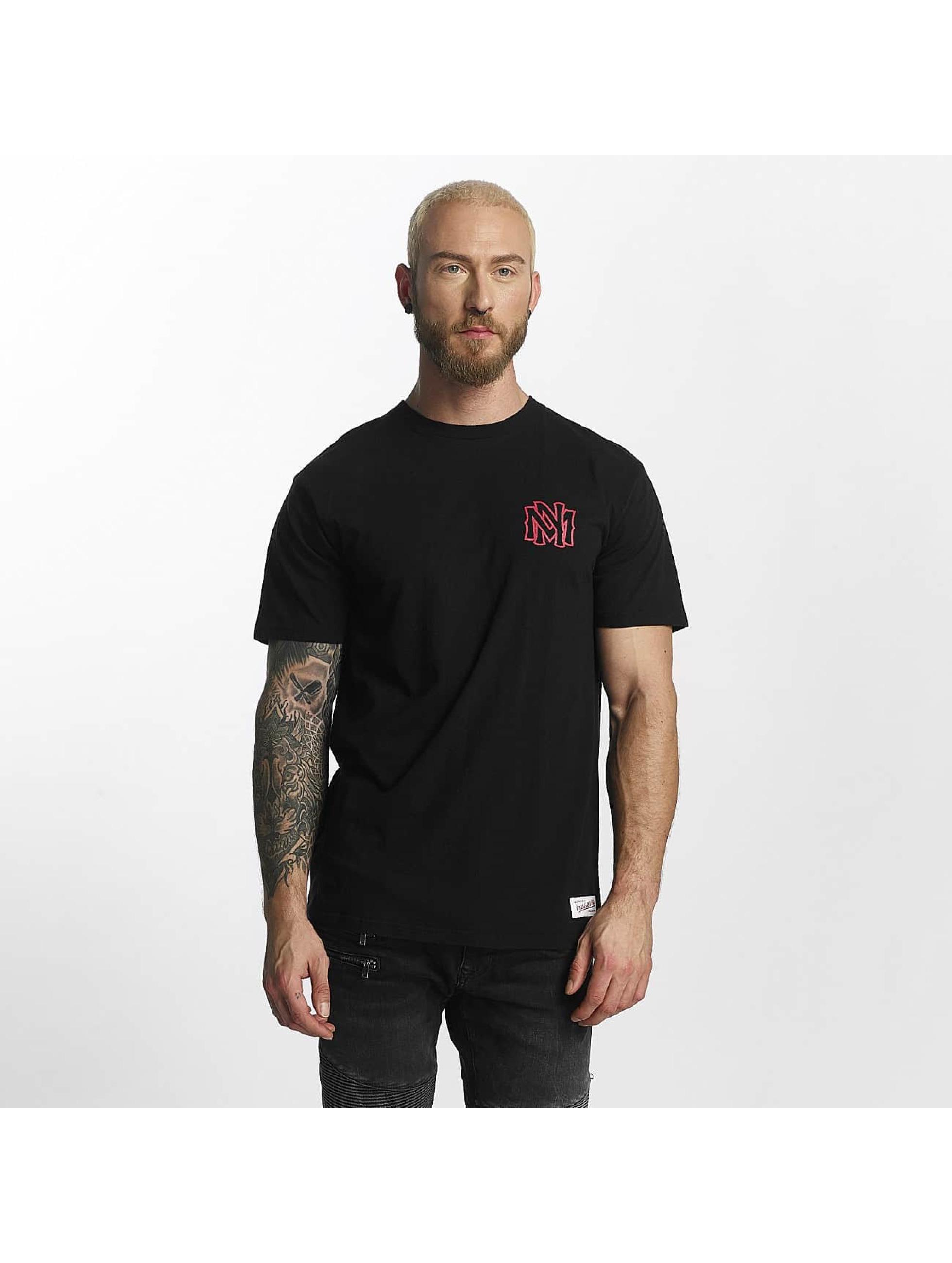 Mitchell & Ness Camiseta Red Pop Tailored negro