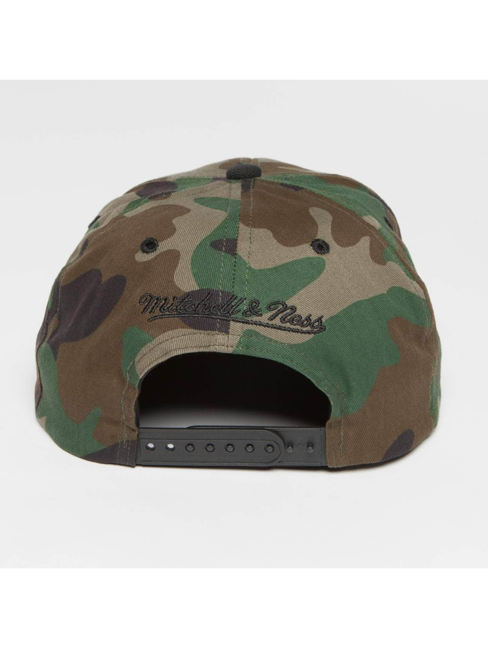 Mitchell & Ness Casquette Snapback & Strapback Own Brand Box Logo camouflage