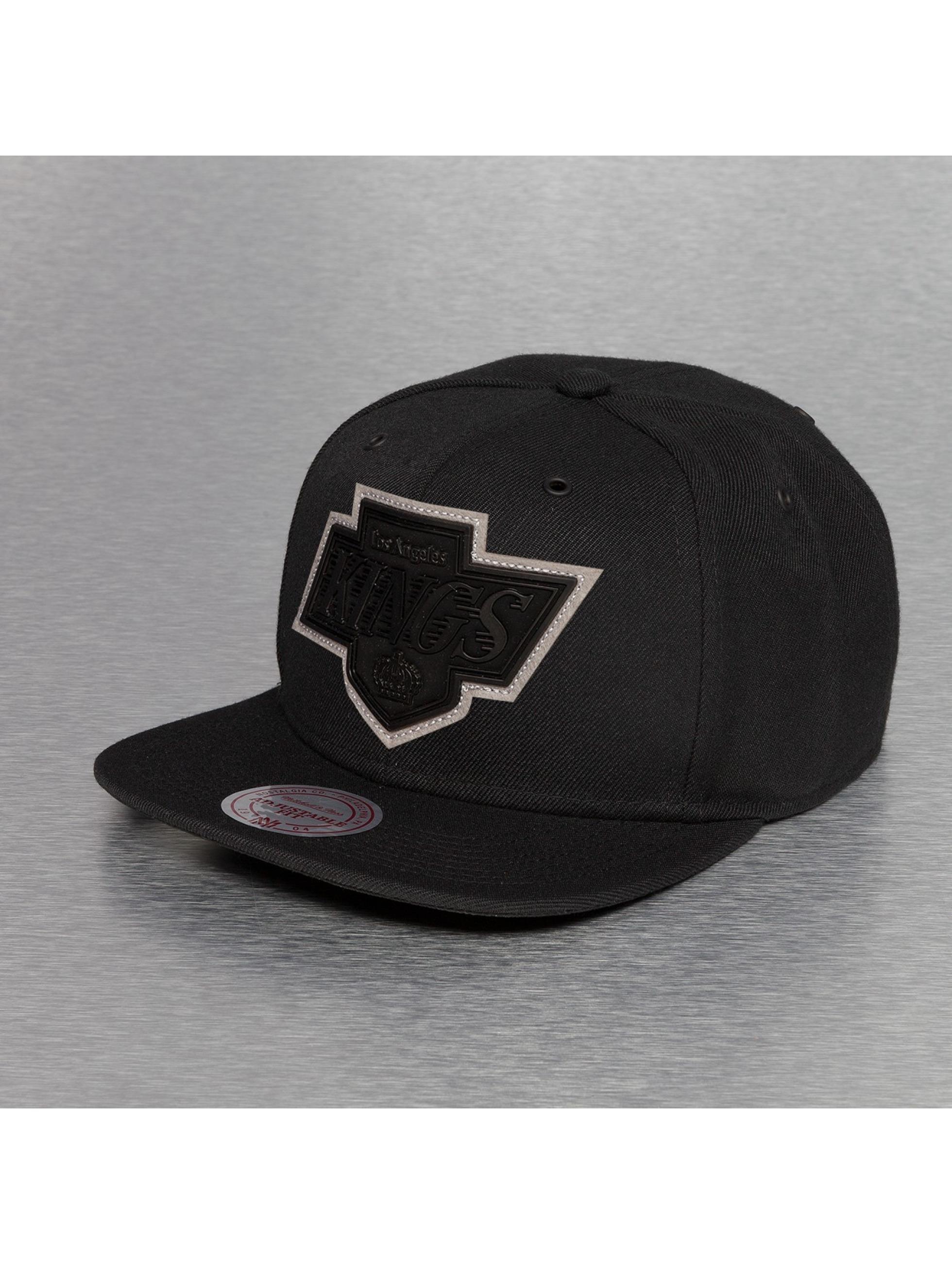 Mitchell & Ness Casquette Snapback & Strapback Filter NHL LA Kings noir