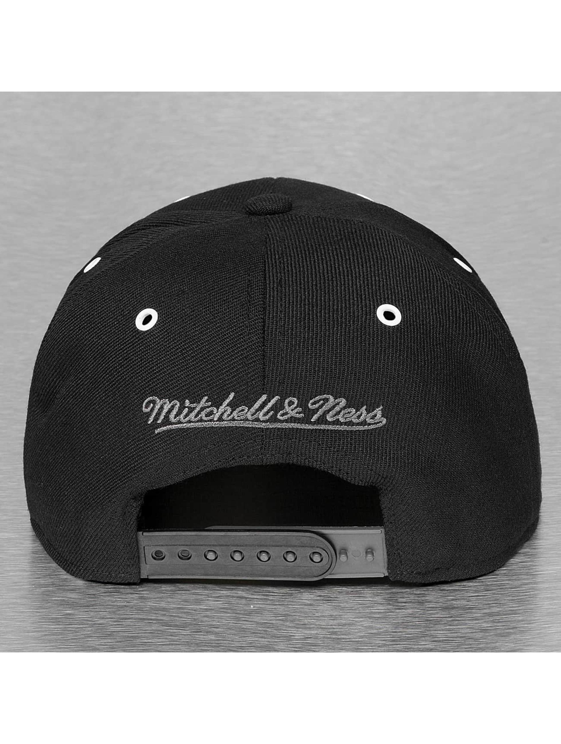 Mitchell & Ness Casquette Snapback & Strapback BGW2 noir