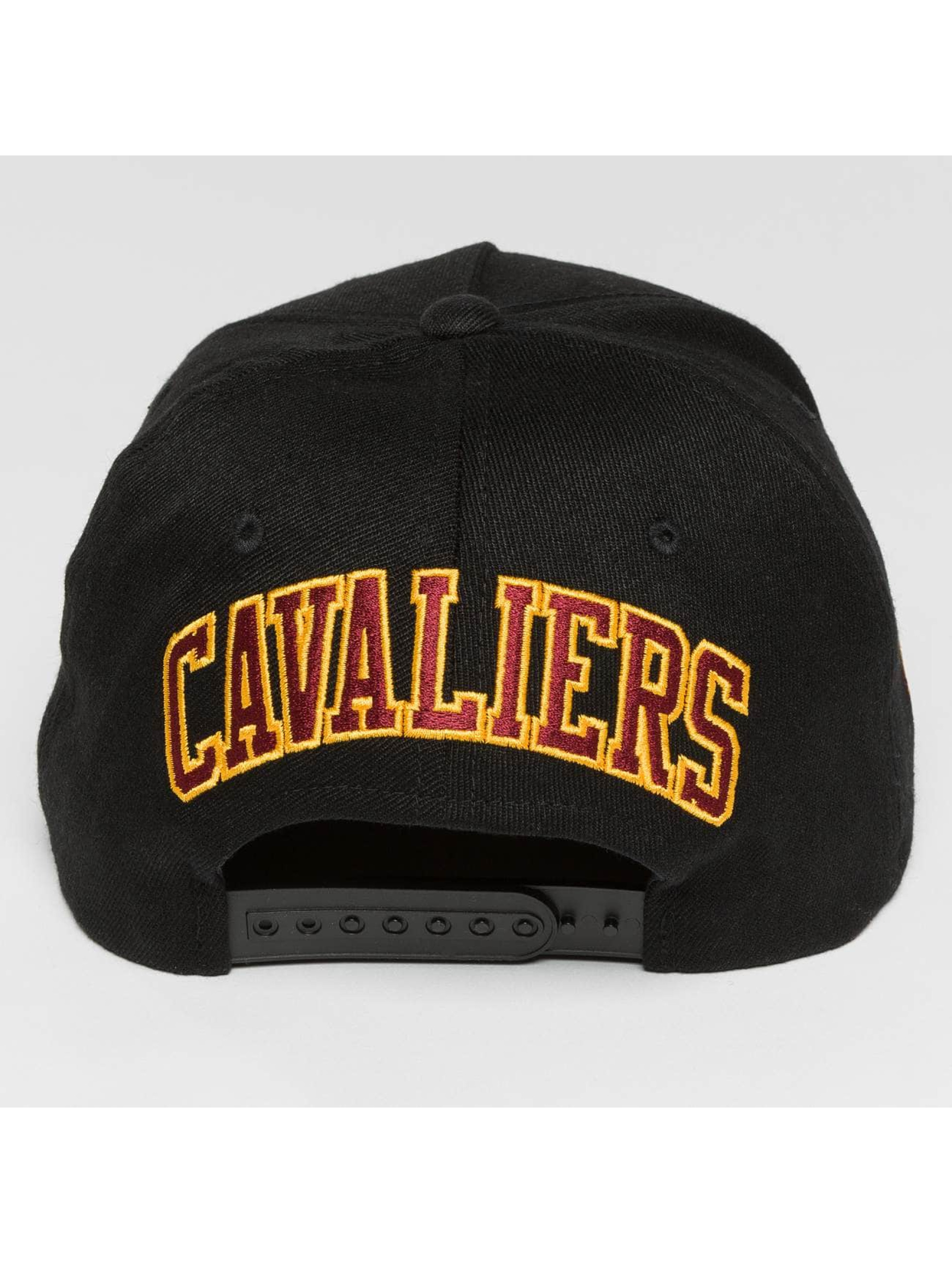 Mitchell & Ness Casquette Snapback & Strapback NBA Eazy 110 Curved Cleveland Cavaliers noir
