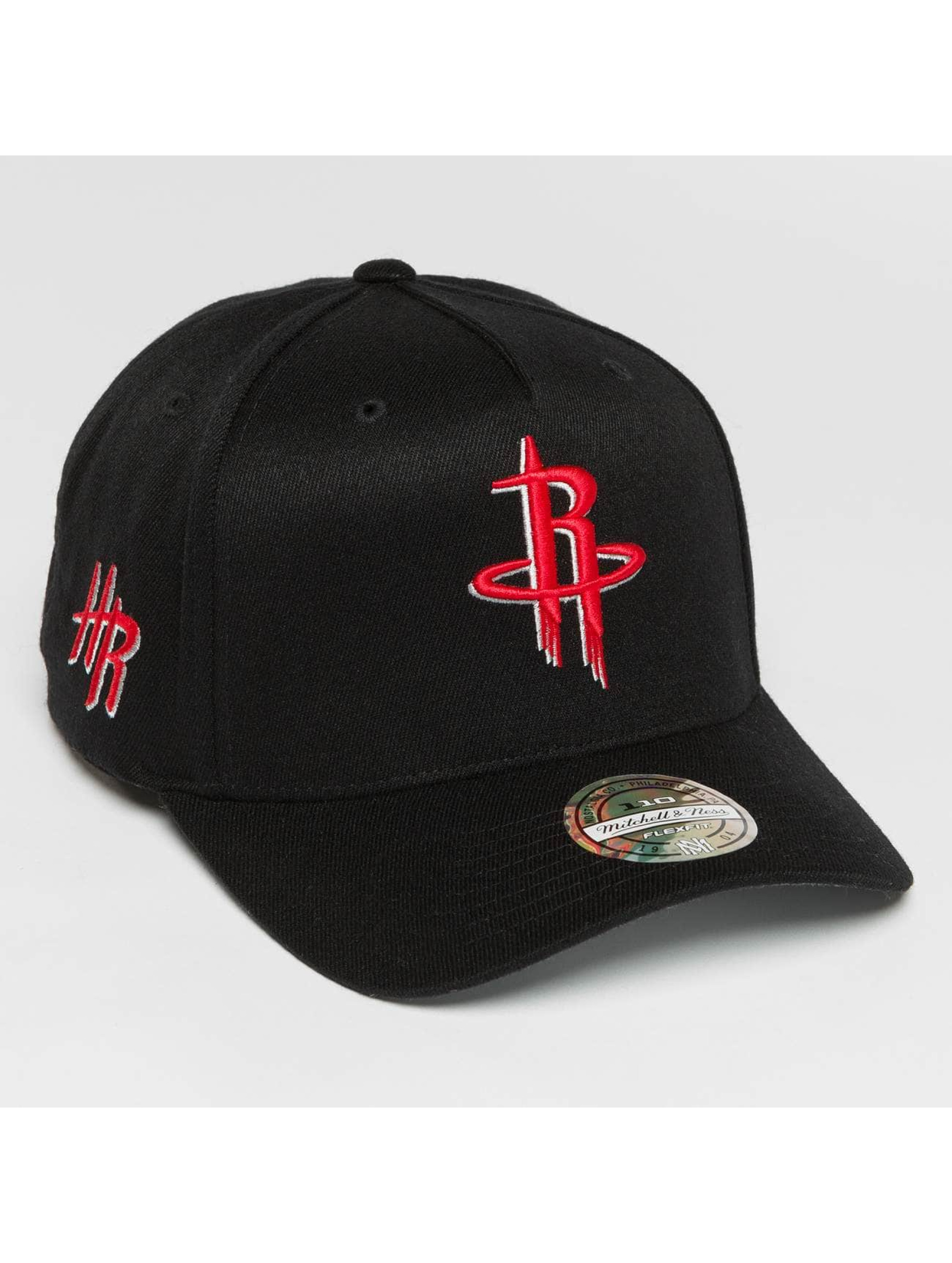 Mitchell & Ness Casquette Snapback & Strapback NBA Eazy 110 Curved Houston Rockets noir
