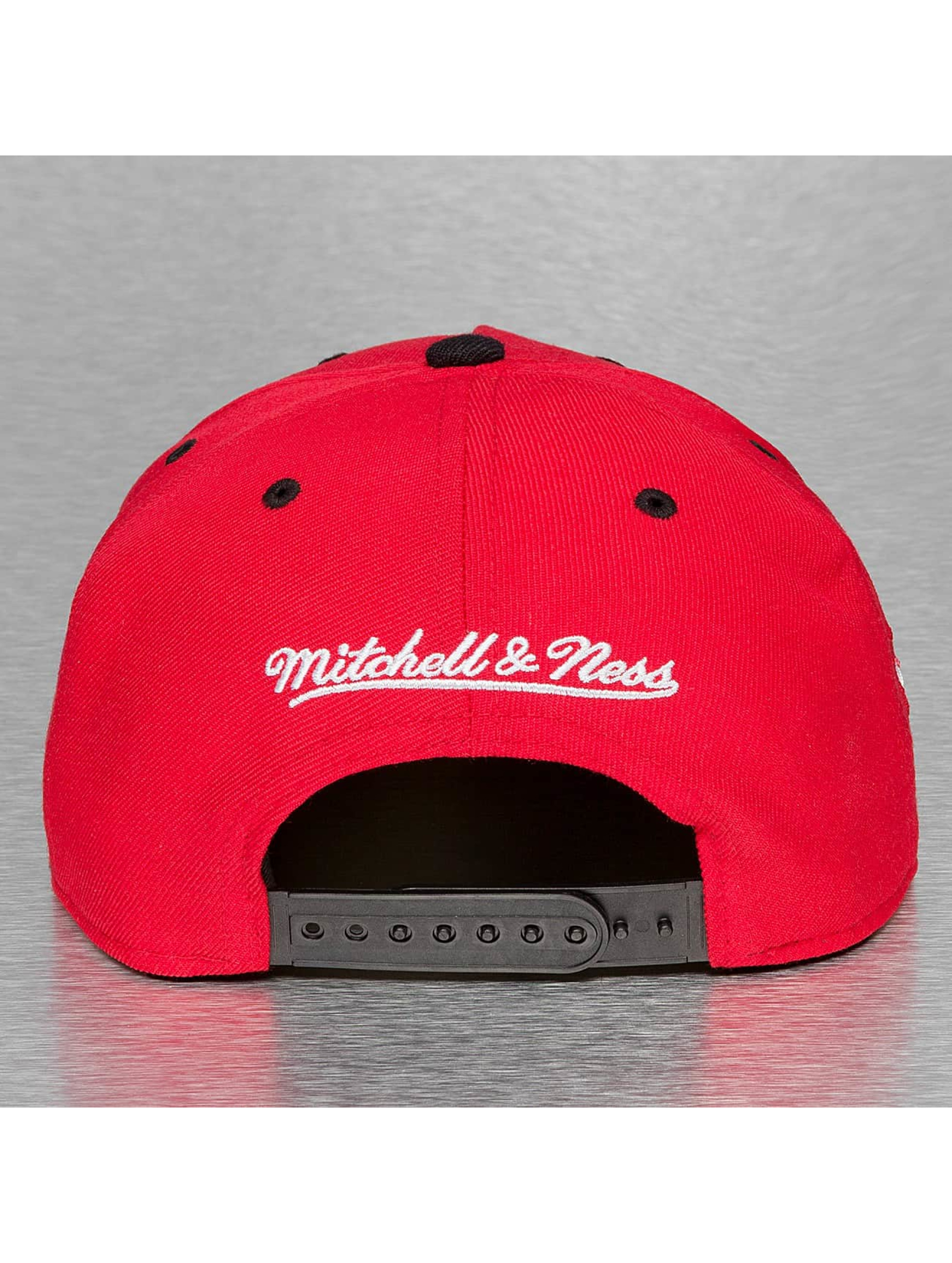 Mitchell & Ness Casquette Snapback & Strapback Sonic Chicago Bulls rouge