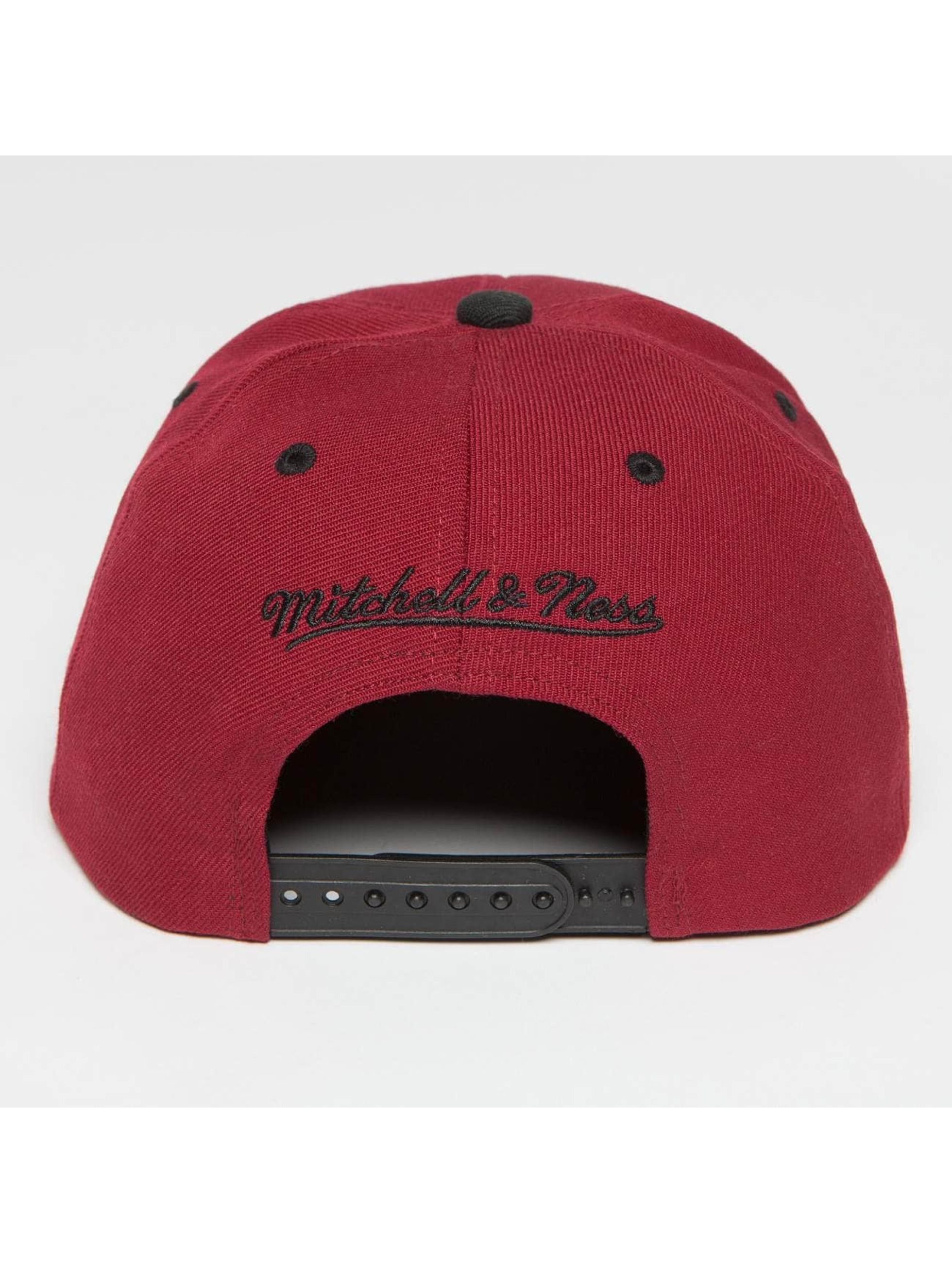 Mitchell & Ness Casquette Snapback & Strapback Own Brand Box Logo rouge