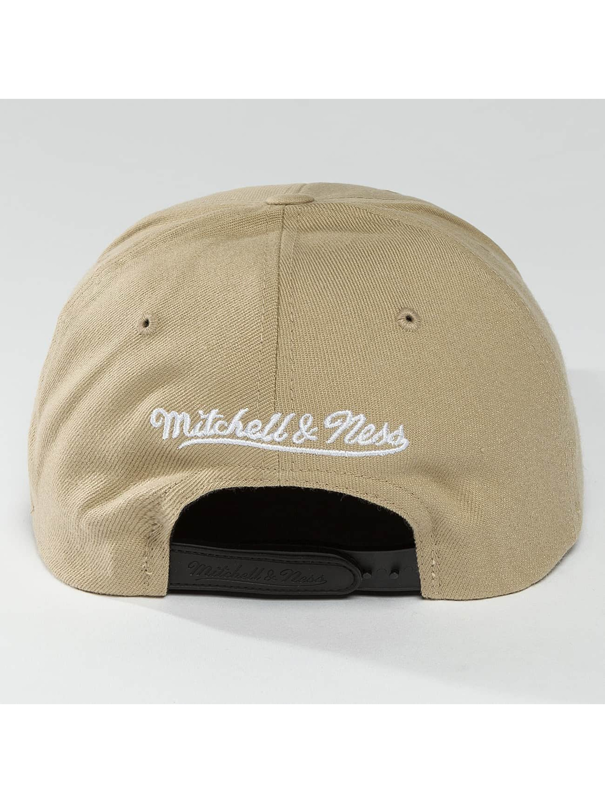 Mitchell & Ness Gorra Snapback 110 The Camo & Suede beis