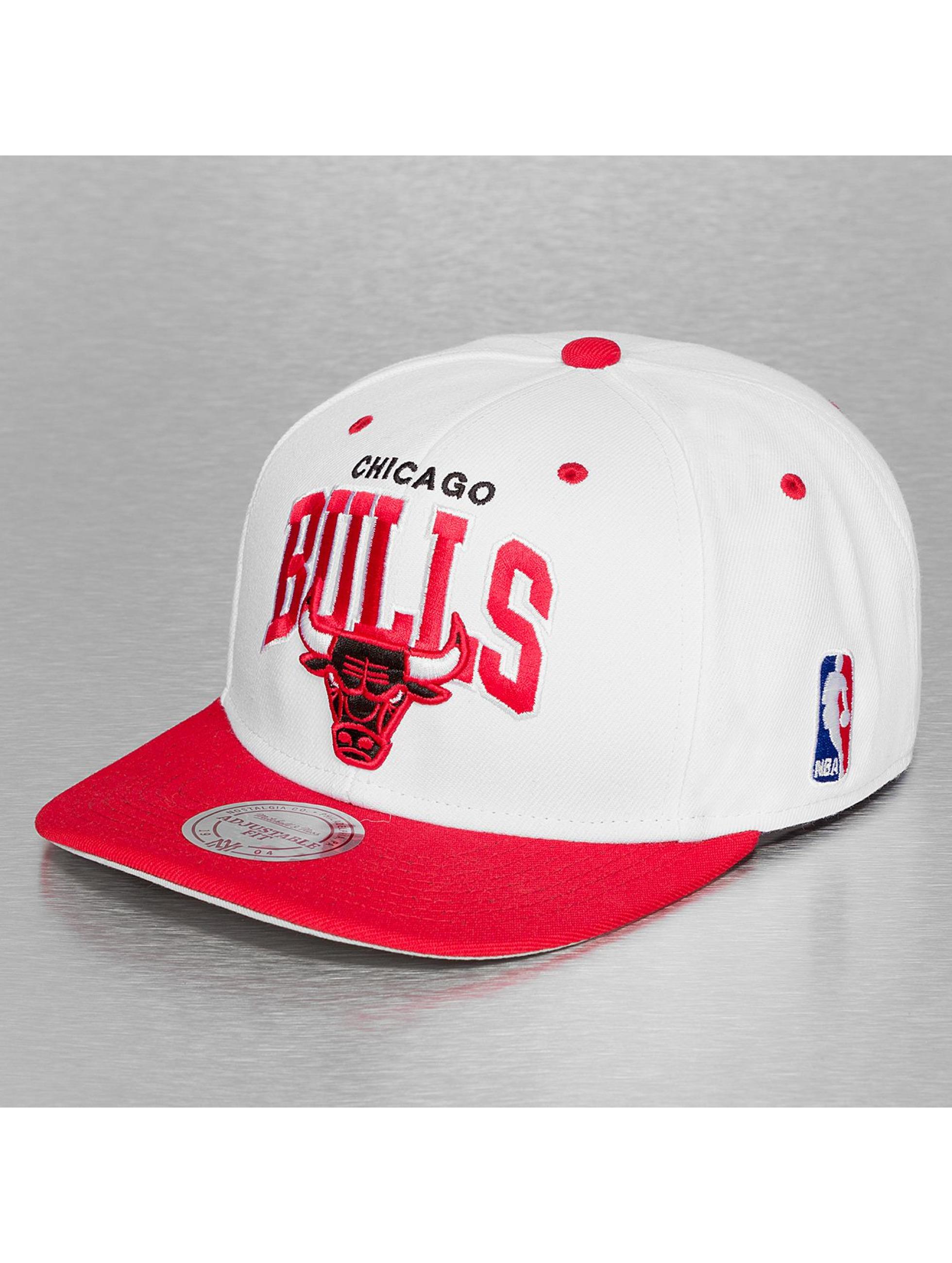 Mitchell   Ness Gorra   Gorra Snapback Chicago Bulls en 5f361b95a0d