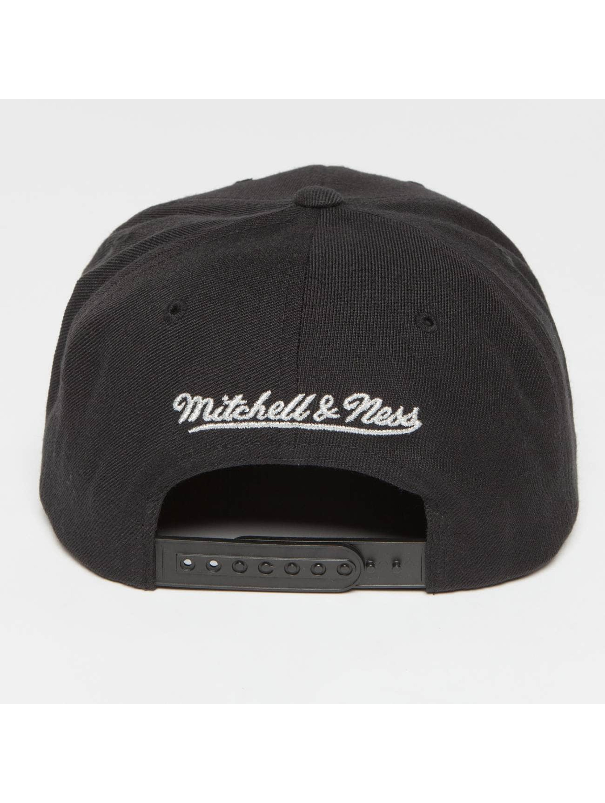 Mitchell & Ness Snapback Woven TC NBA Chicago Bulls èierna