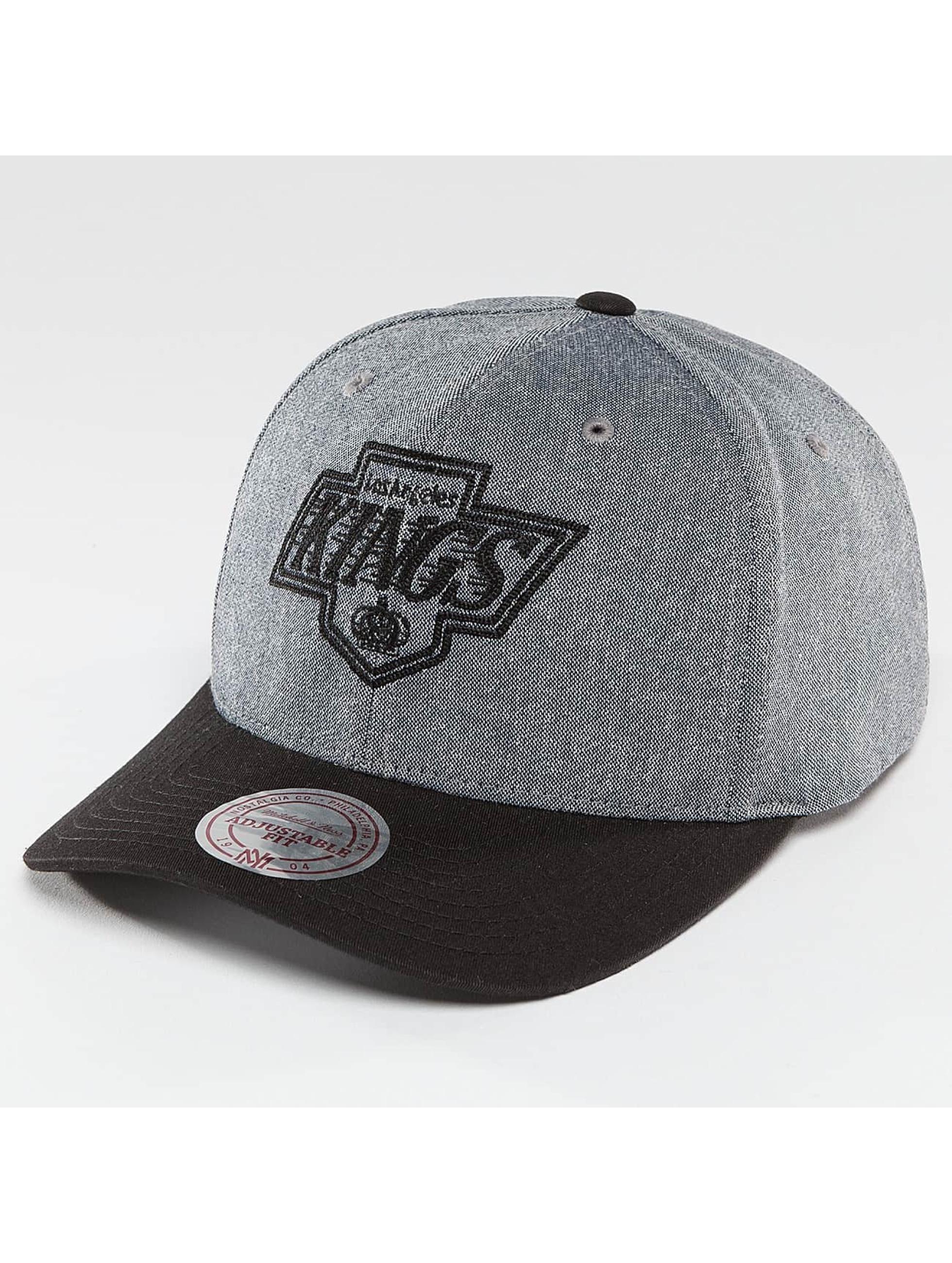 Mitchell & Ness Snapback NHL Link Flexfit 110 LA Kings šedá
