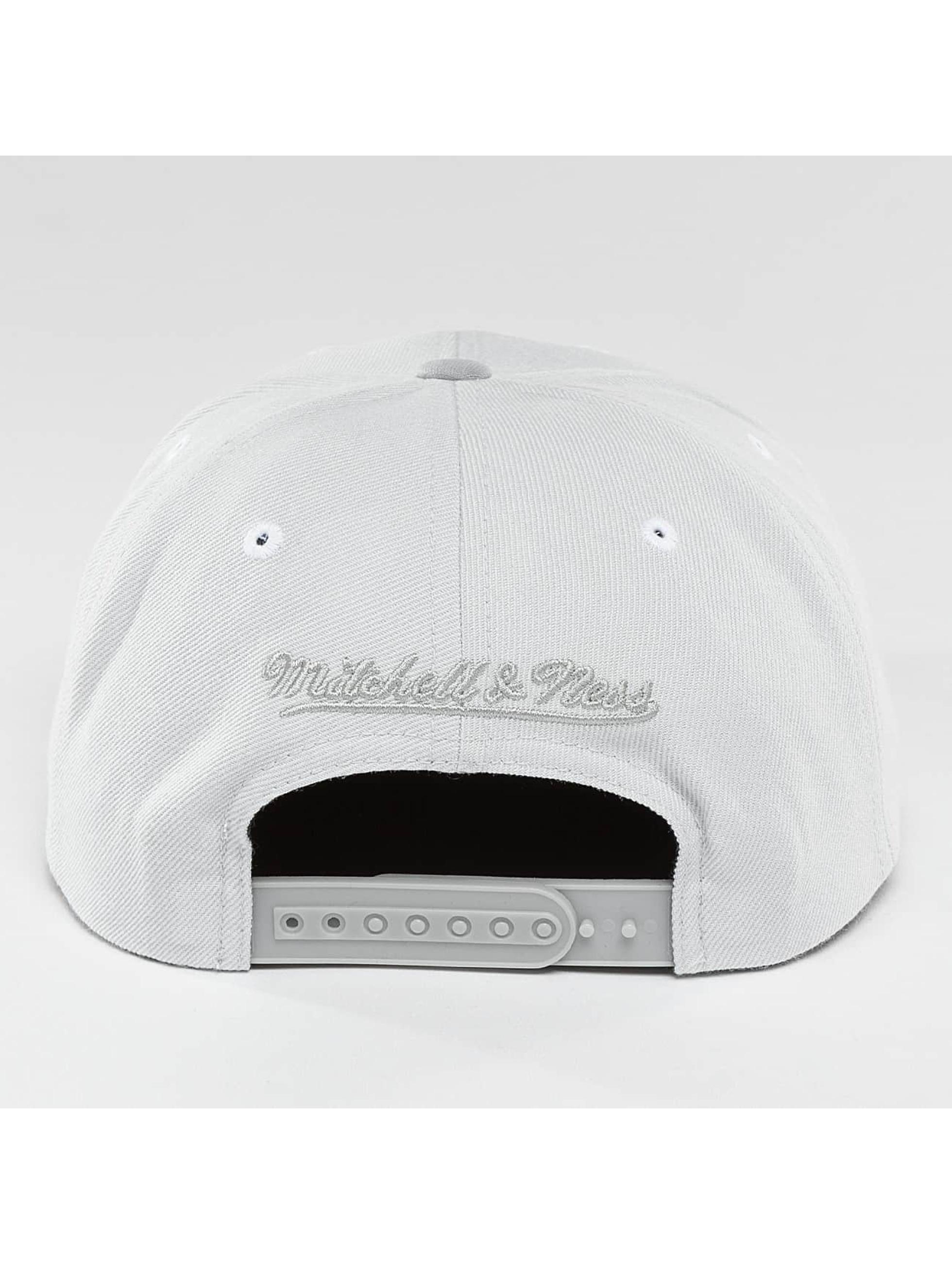Mitchell & Ness Snapback Grey 2 Tone Plus Series šedá