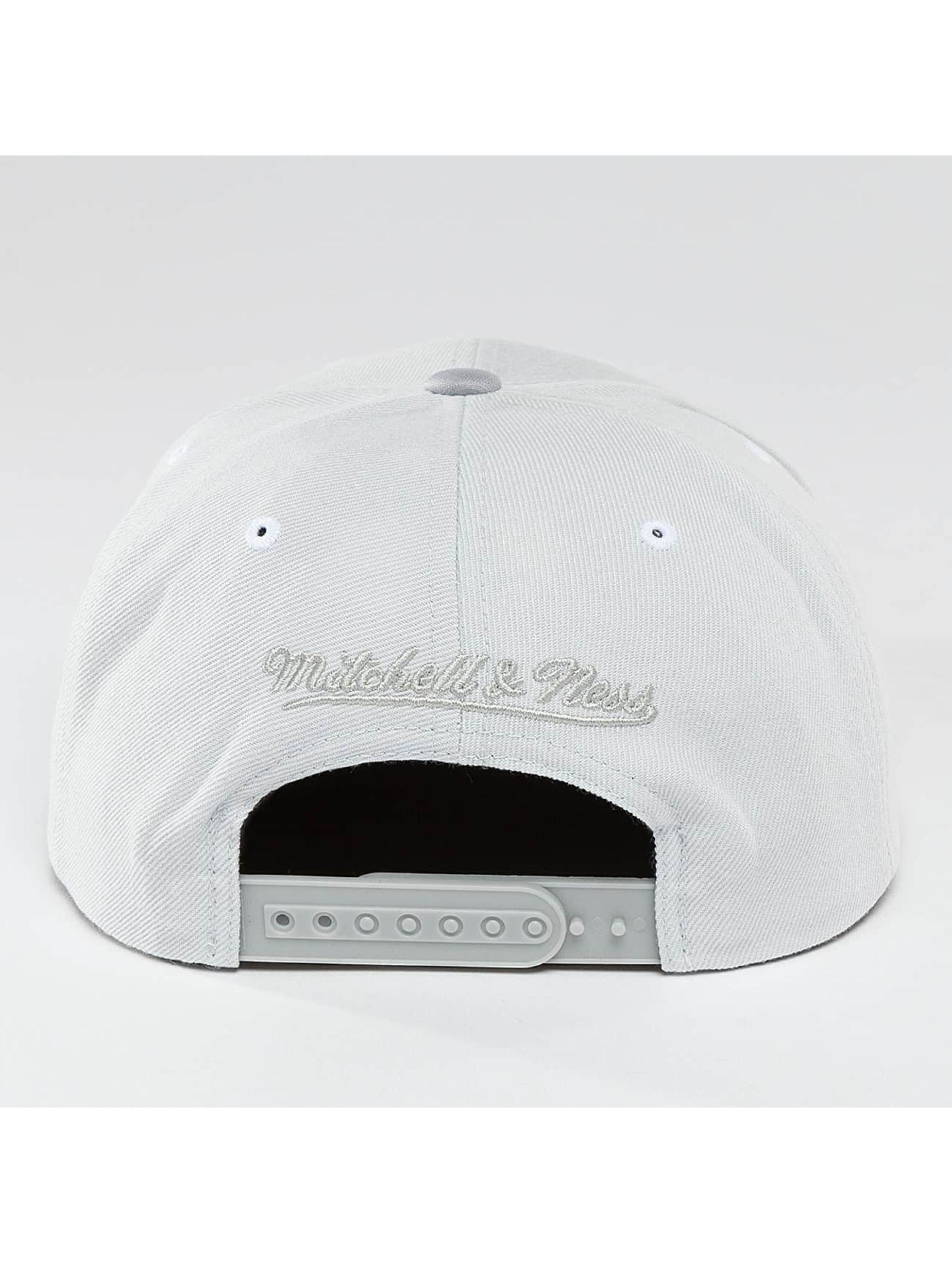 Mitchell & Ness Snapback INTL004 šedá