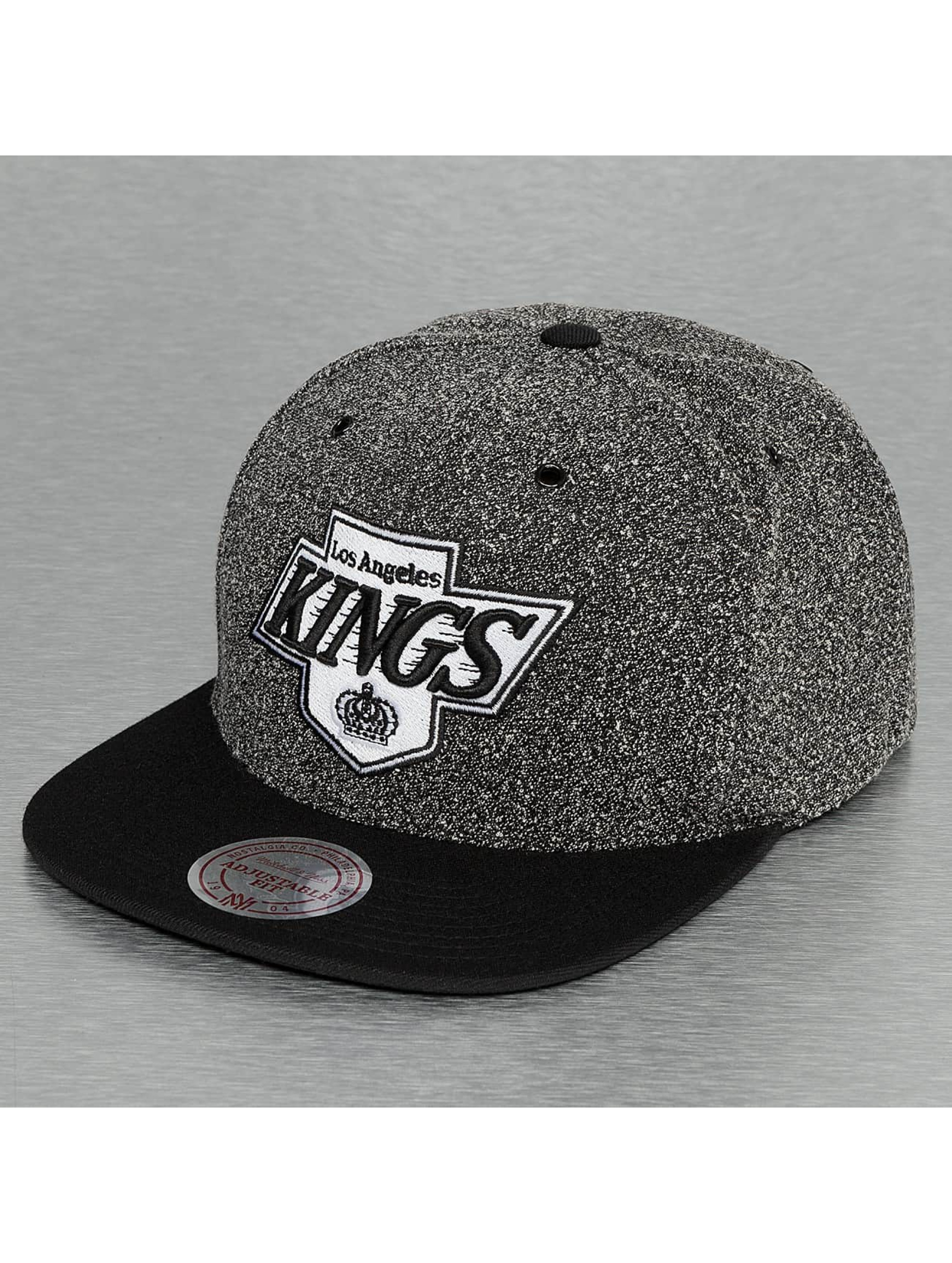Mitchell & Ness Snapback Cap NHL Static 2 Tone LA Kings black