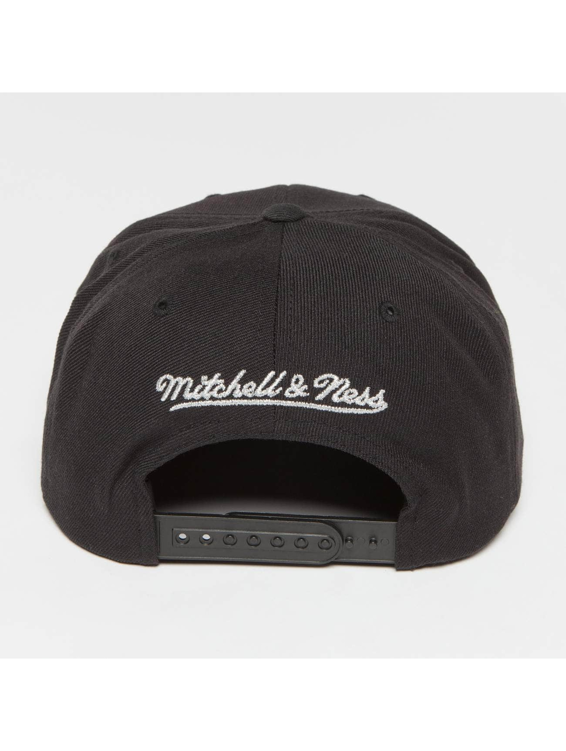 Mitchell & Ness Snapback Cap Own Brand Woven TC black