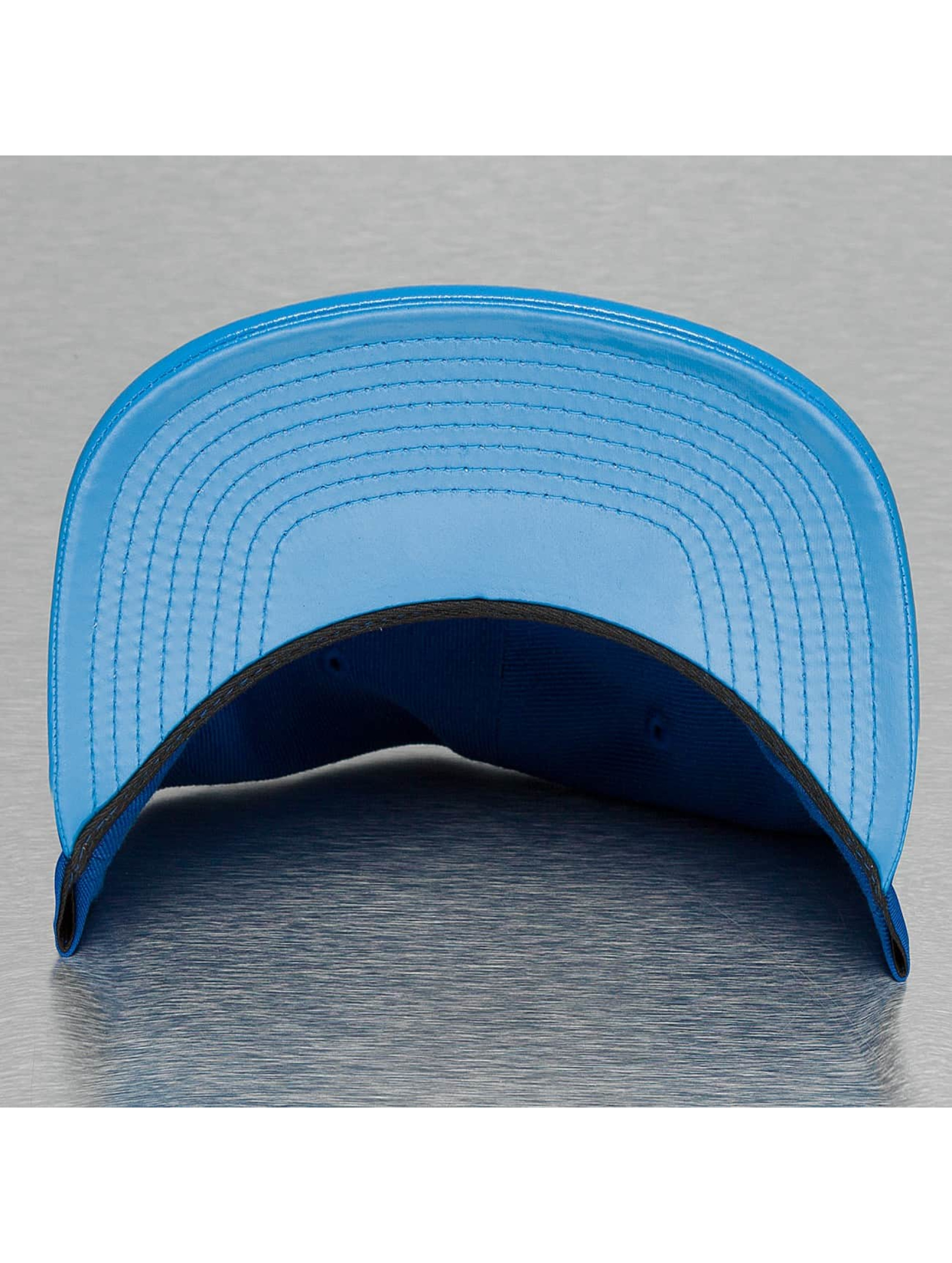 Mitchell & Ness Snapback Cap NBA Patent 2Tone Tonal Golden State Warriors blue
