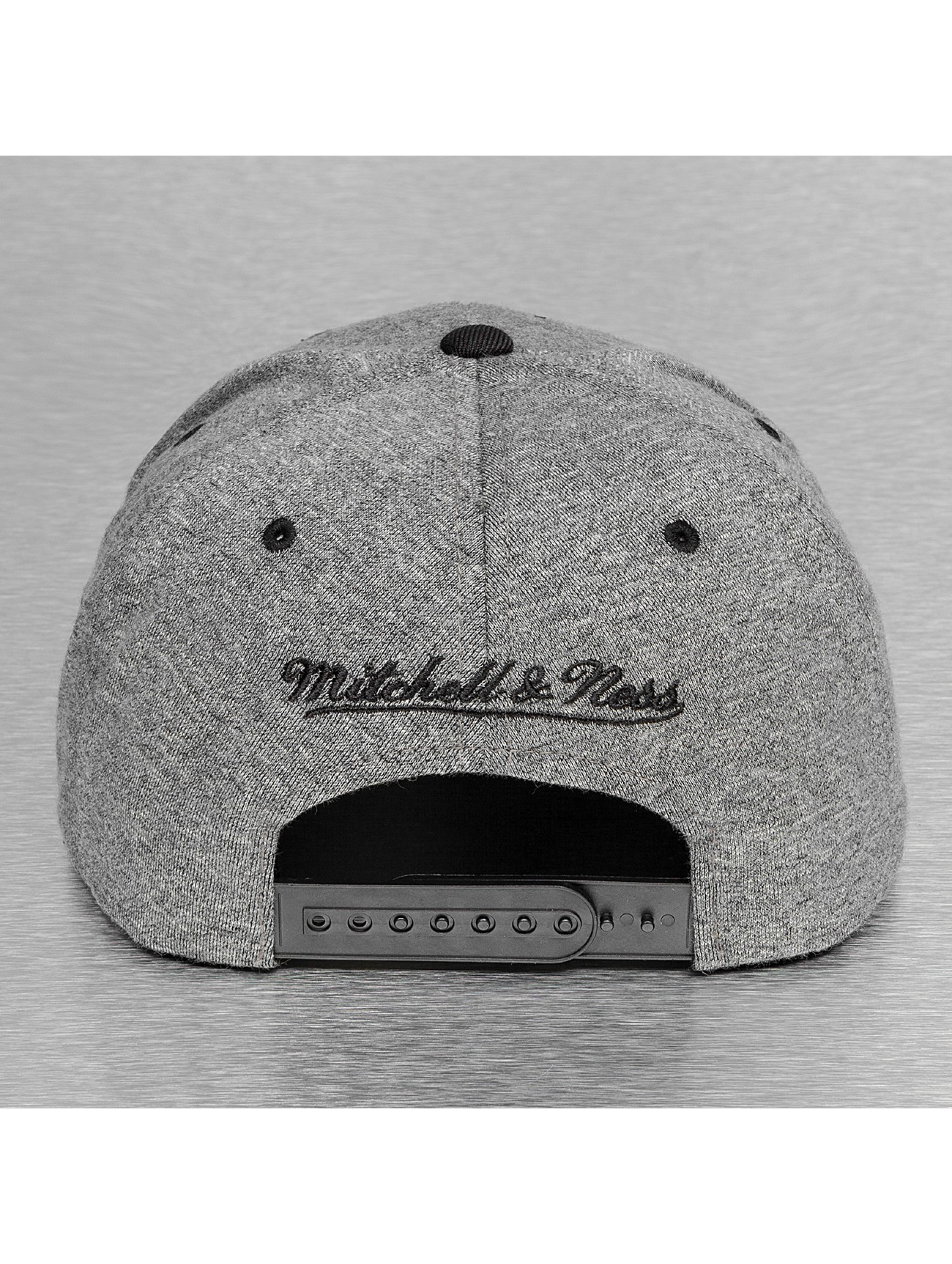 Mitchell & Ness Snapback Cap Broad LA Kings grau