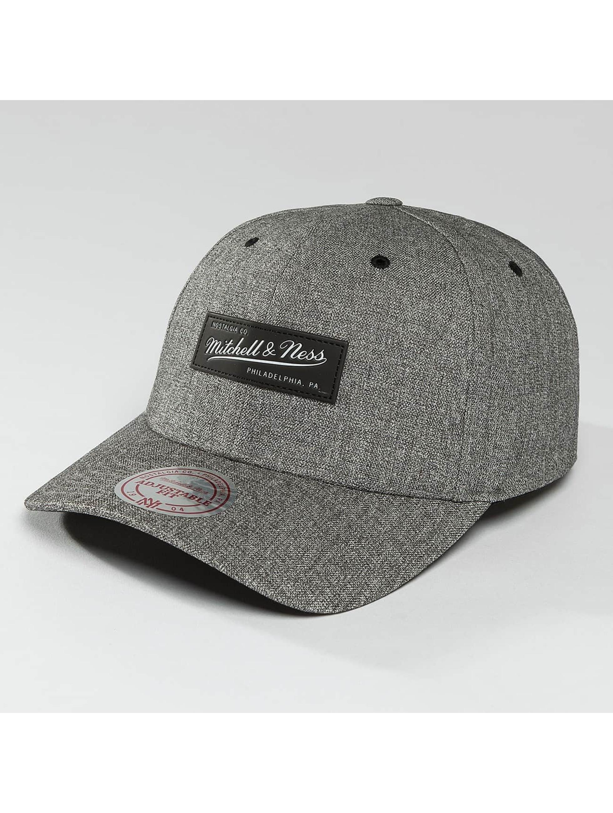 Mitchell & Ness Snapback Cap 110 Dash grau