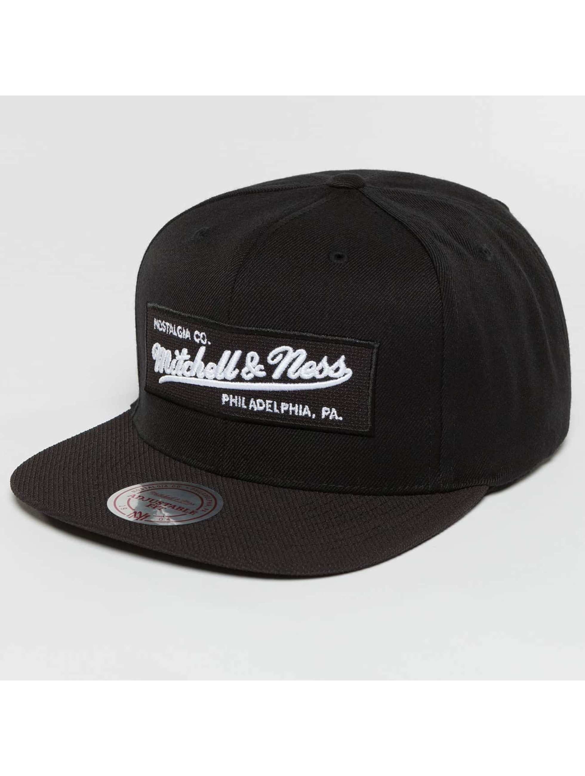 Mitchell & Ness Snapback Cap Full Dollar Own Brand nero
