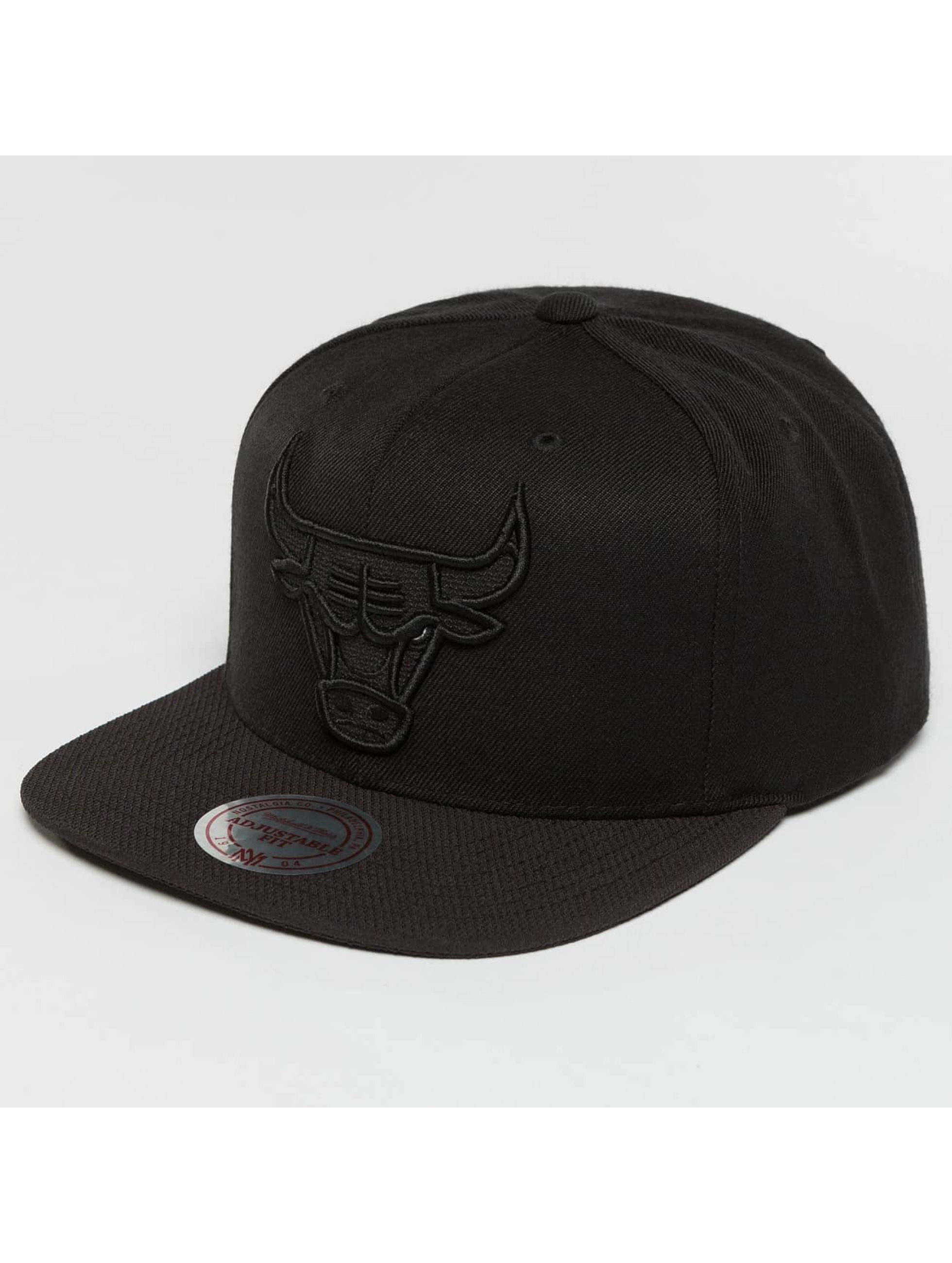 Mitchell & Ness Snapback Cap Full Dollar Chicago Bulls nero