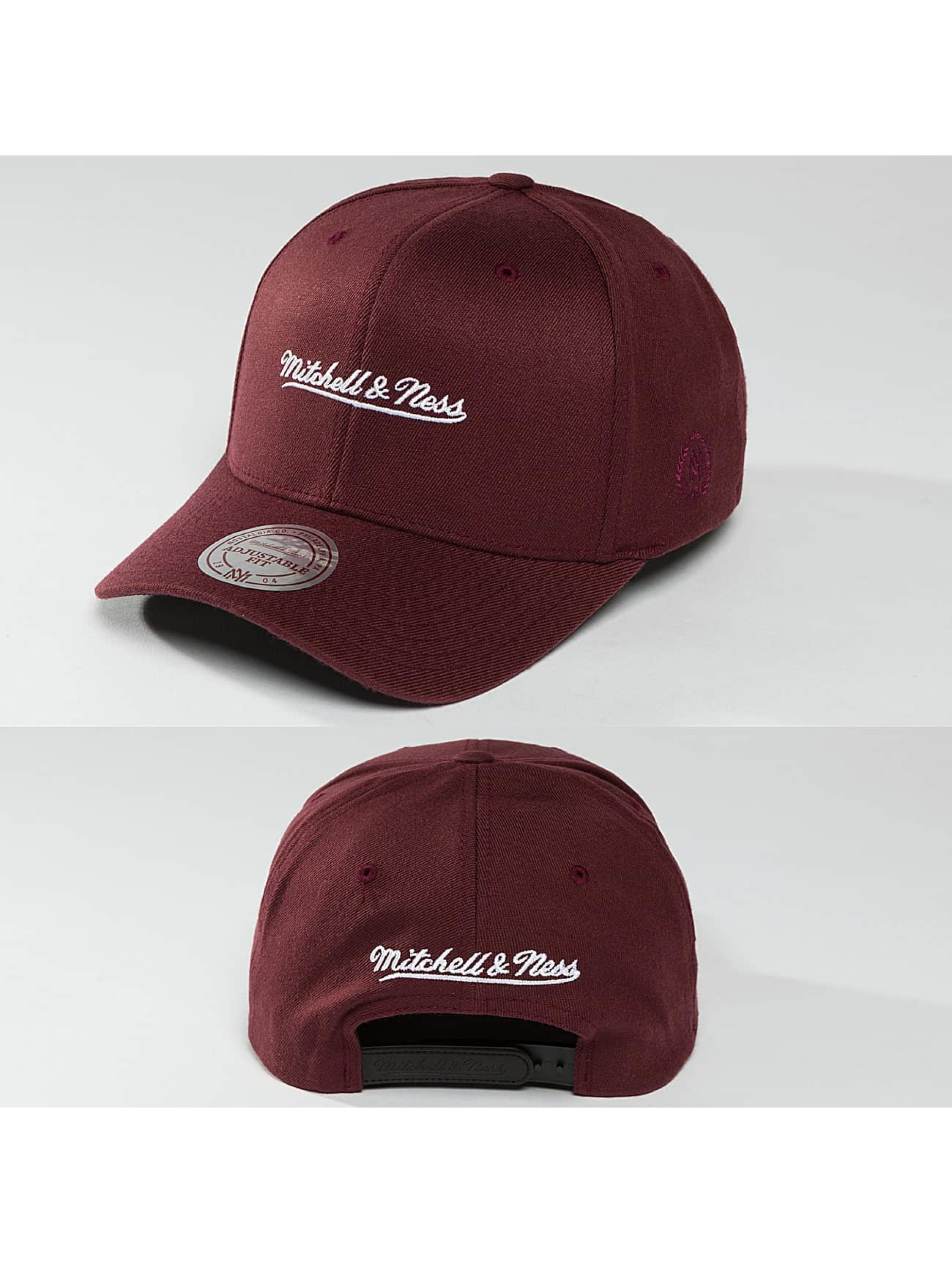 Mitchell & Ness Snapback Cap 110 The Camo & Suede rot