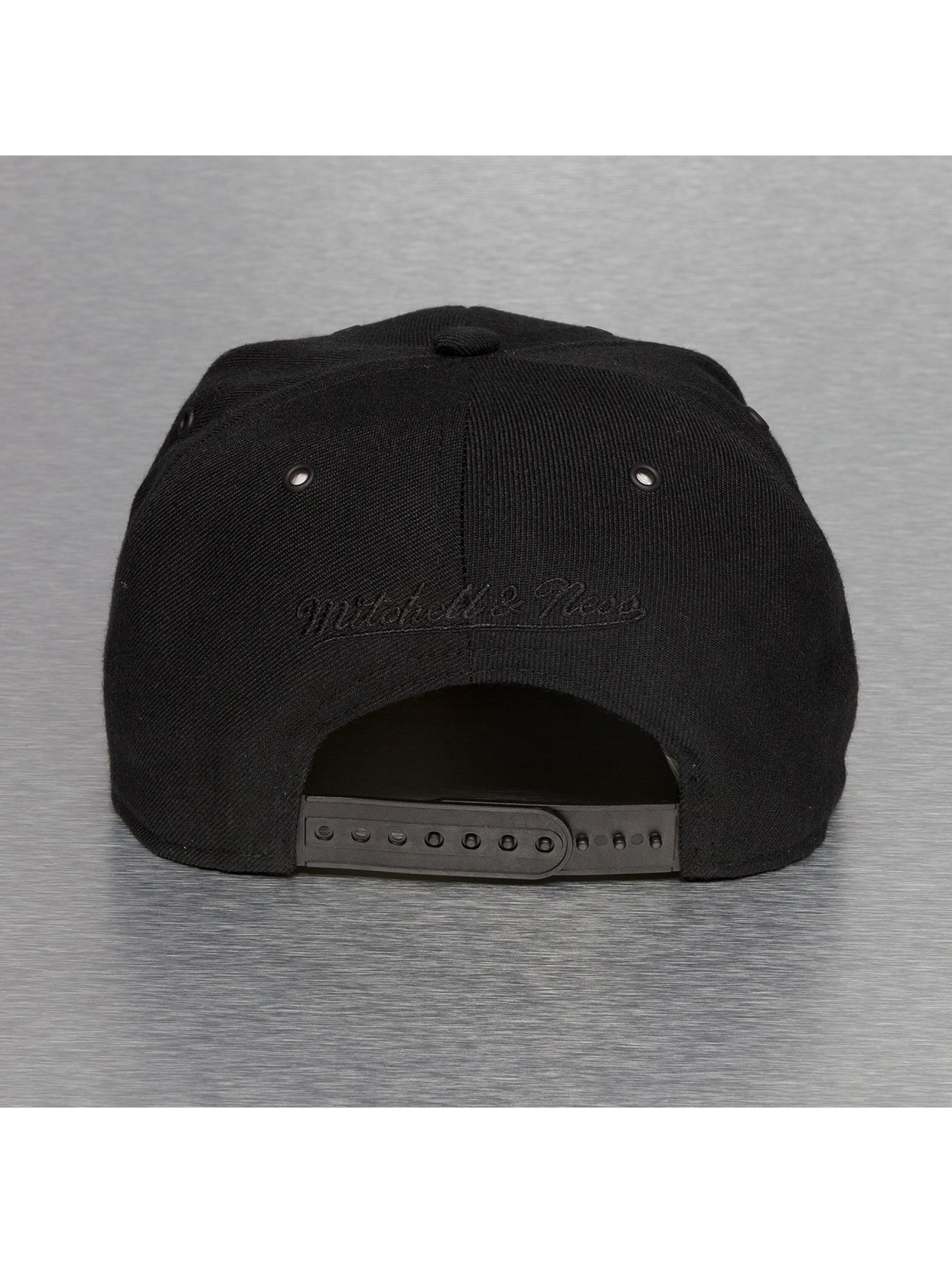 Mitchell & Ness Snapback Cap Filter NHL LA Kings schwarz