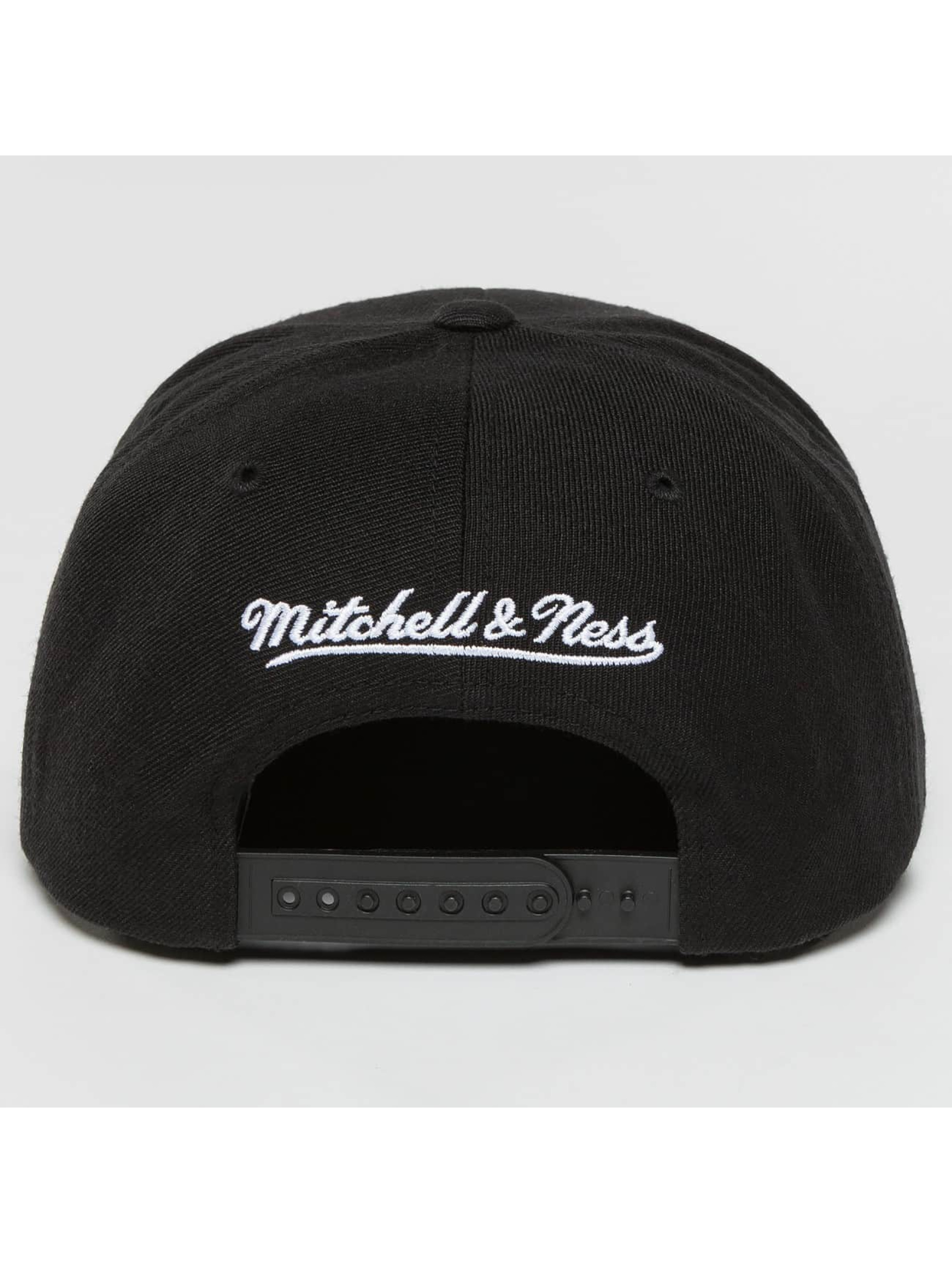 Mitchell & Ness Snapback Cap Full Dollar Dallas Mavericks schwarz