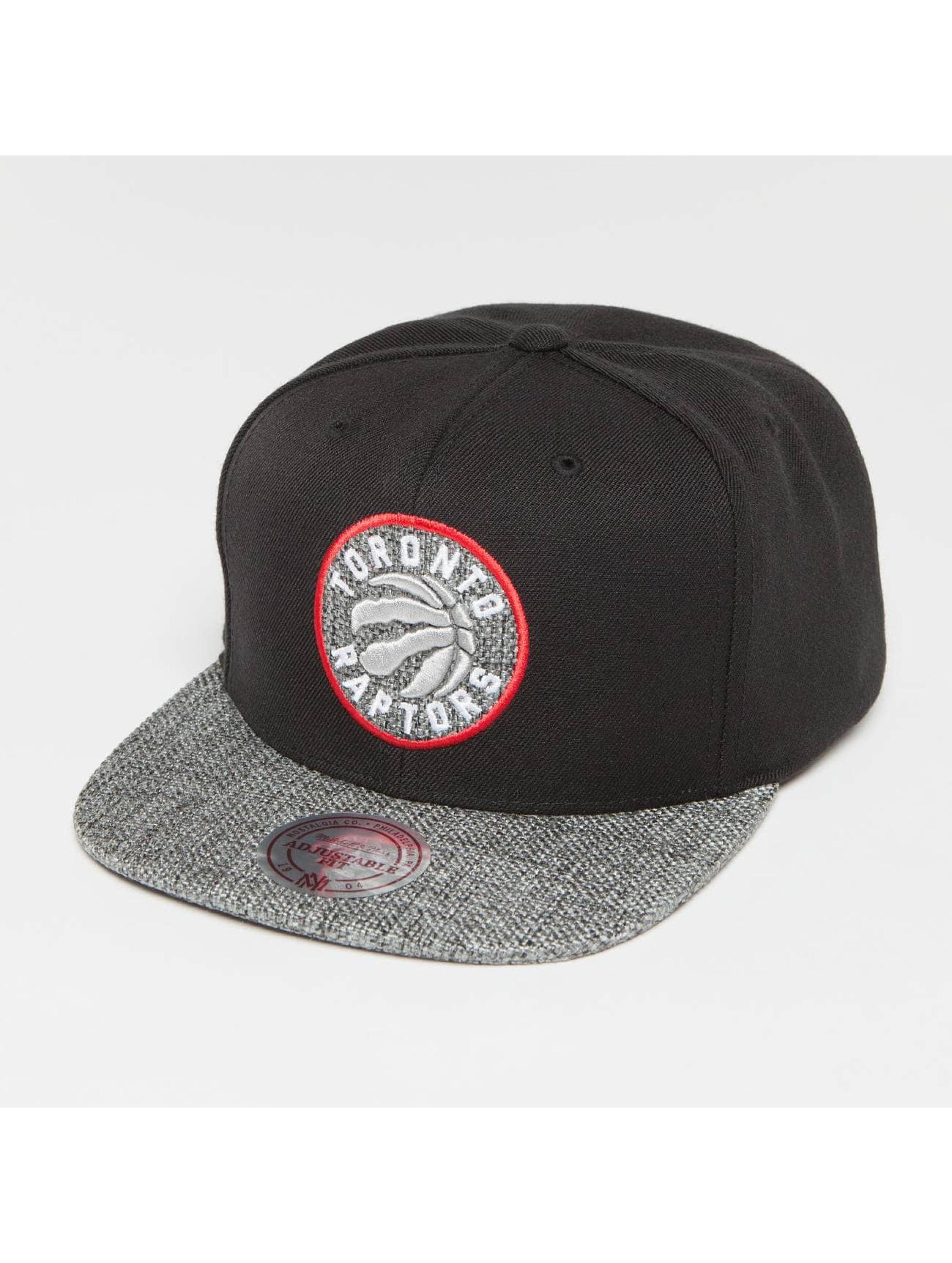 Mitchell & Ness Snapback Cap Woven TC NBA Toronto Raptors schwarz