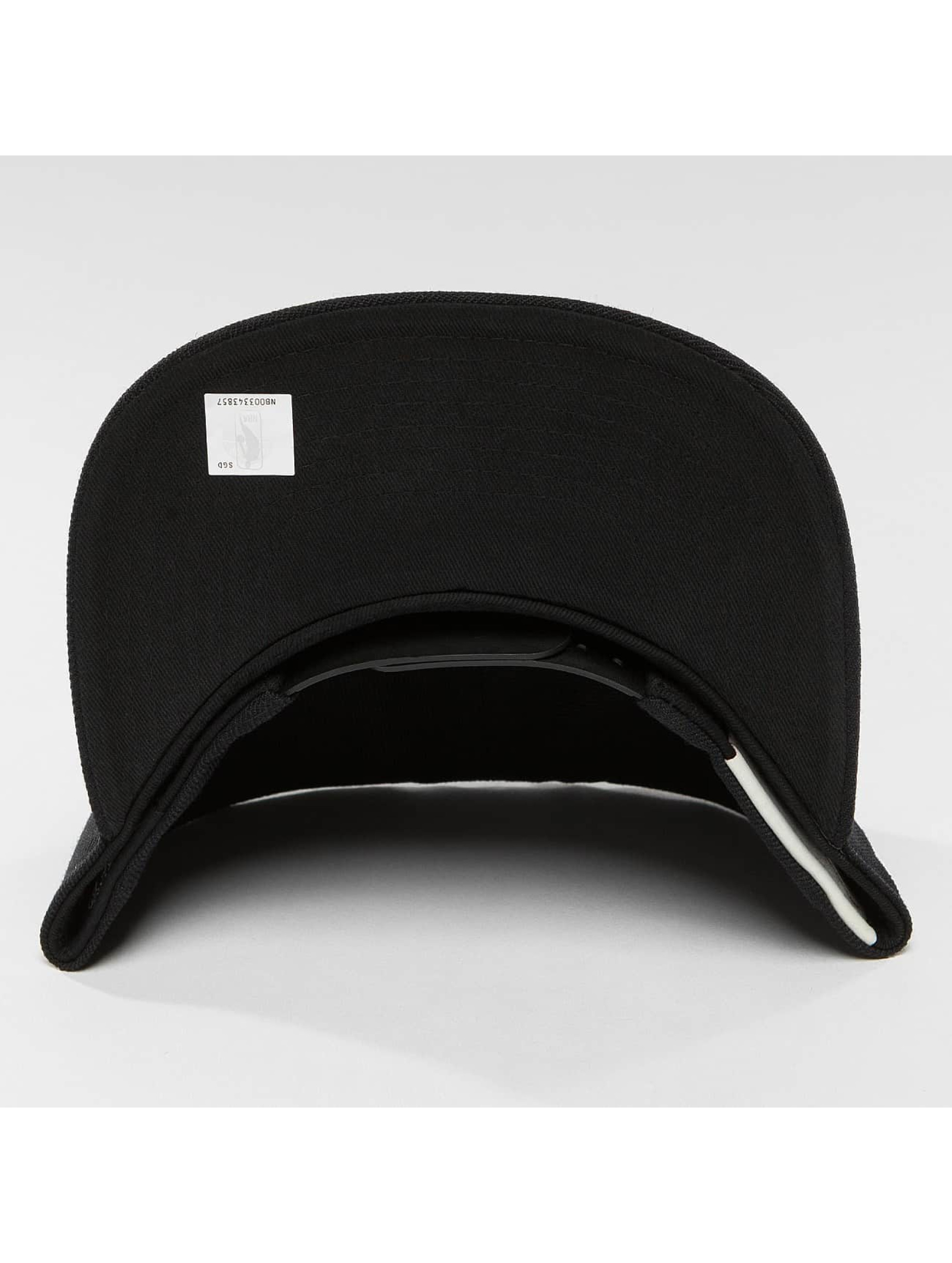 Mitchell & Ness snapback cap Black & White Brookyln Nets zwart