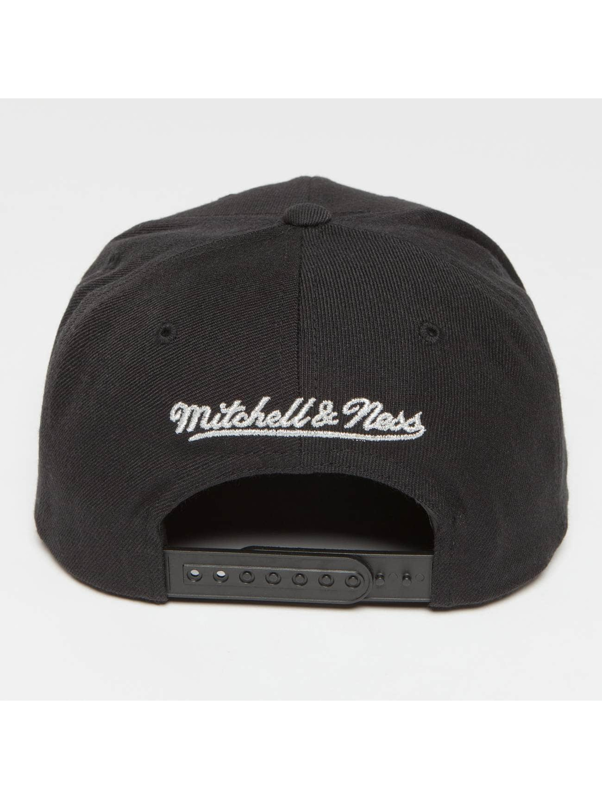 Mitchell & Ness snapback cap Woven TC NBA Boston zwart