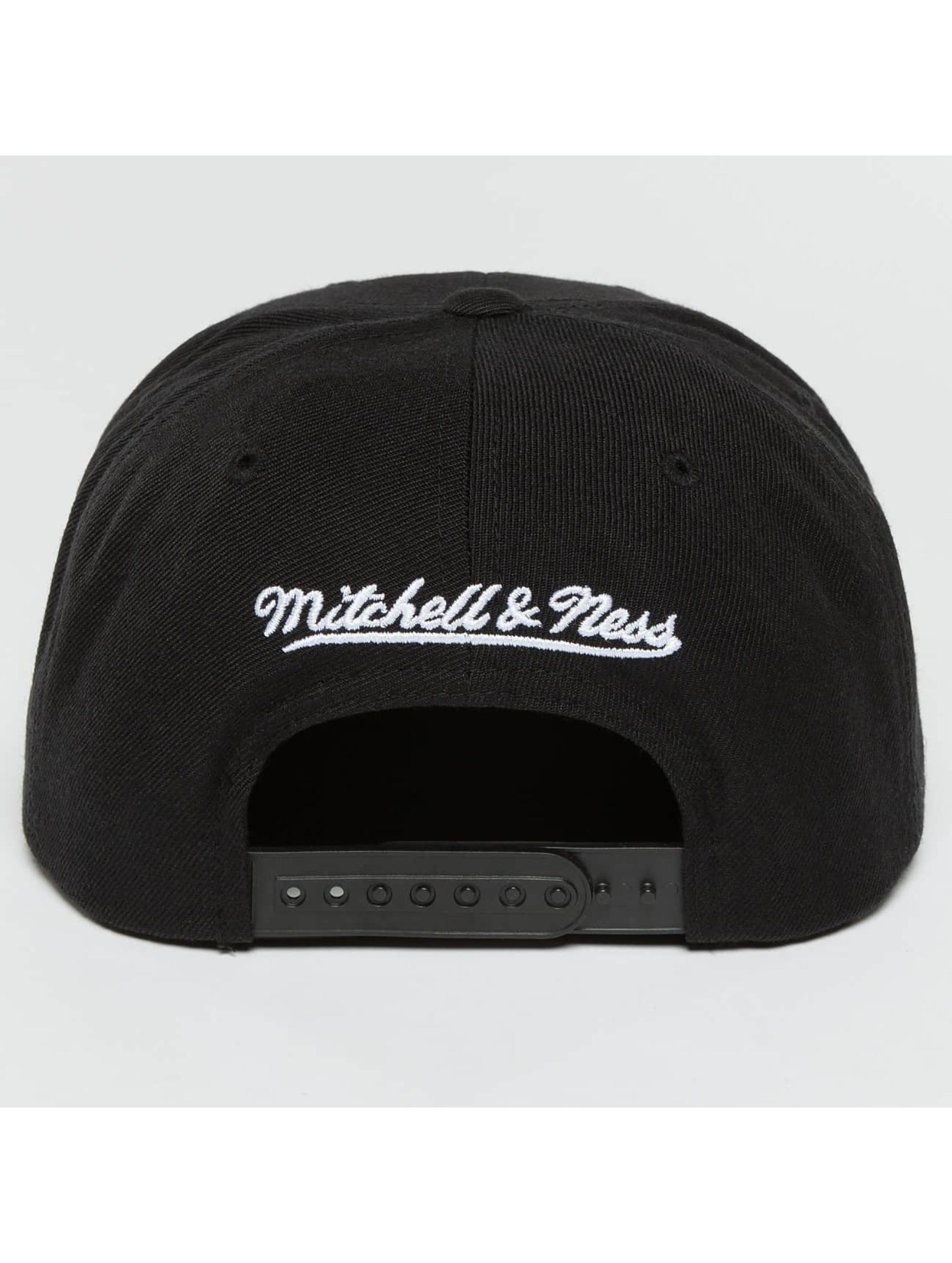 Mitchell & Ness Snapback Caps Full Dollar Own Brand čern