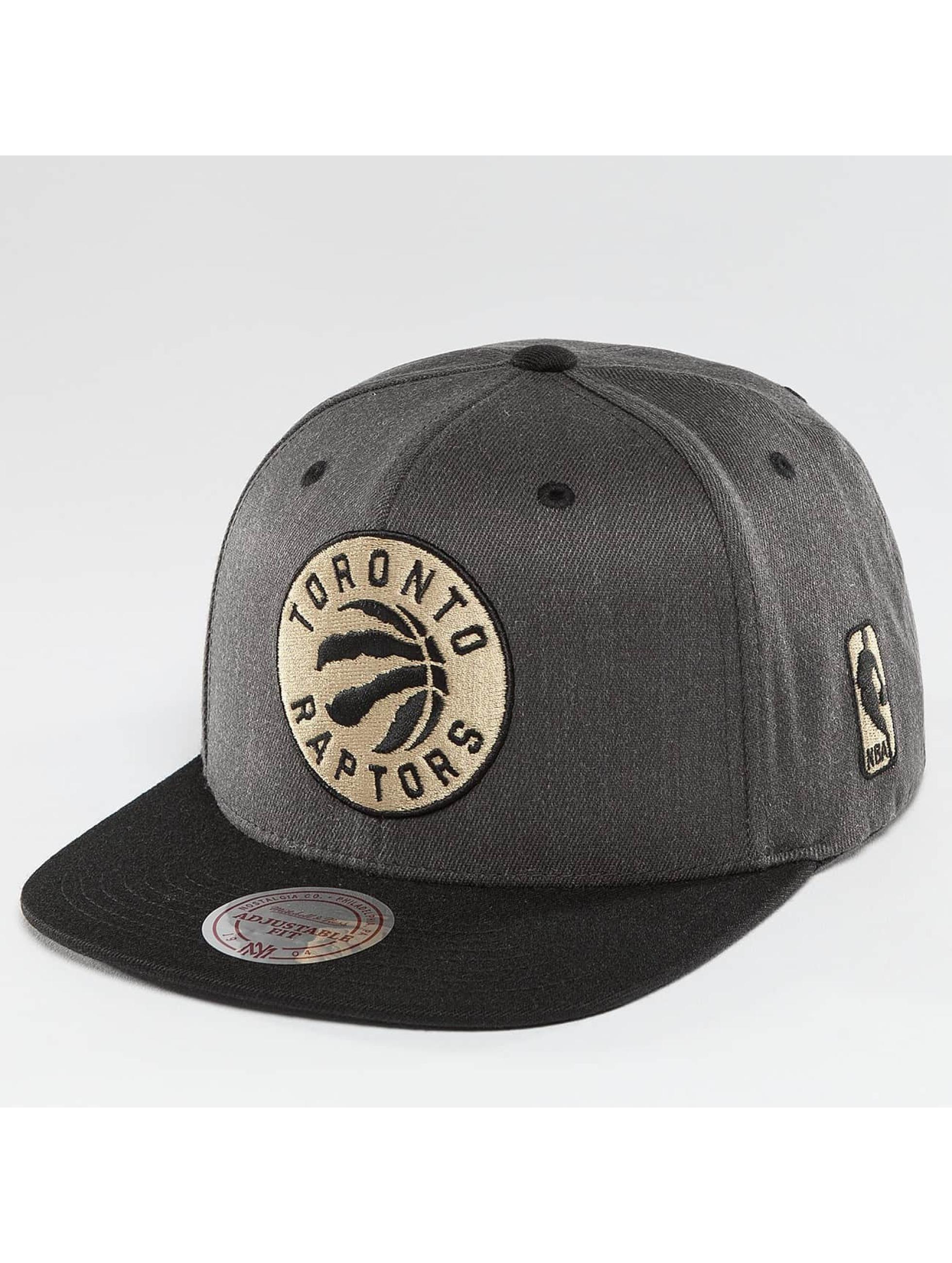 Mitchell & Ness Snapback Caps NBA 2-Tone Toronto Raptors šedá