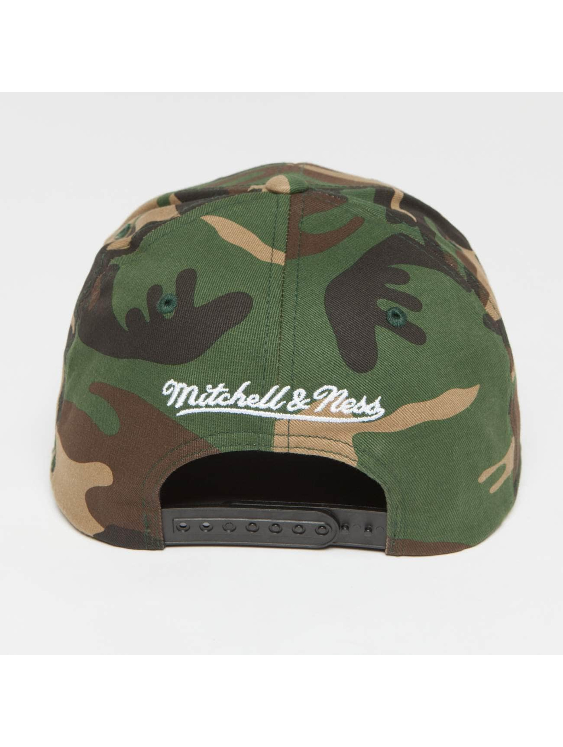 Mitchell & Ness Snapback Caps Own Brand Pinscript High Crown 110 camouflage