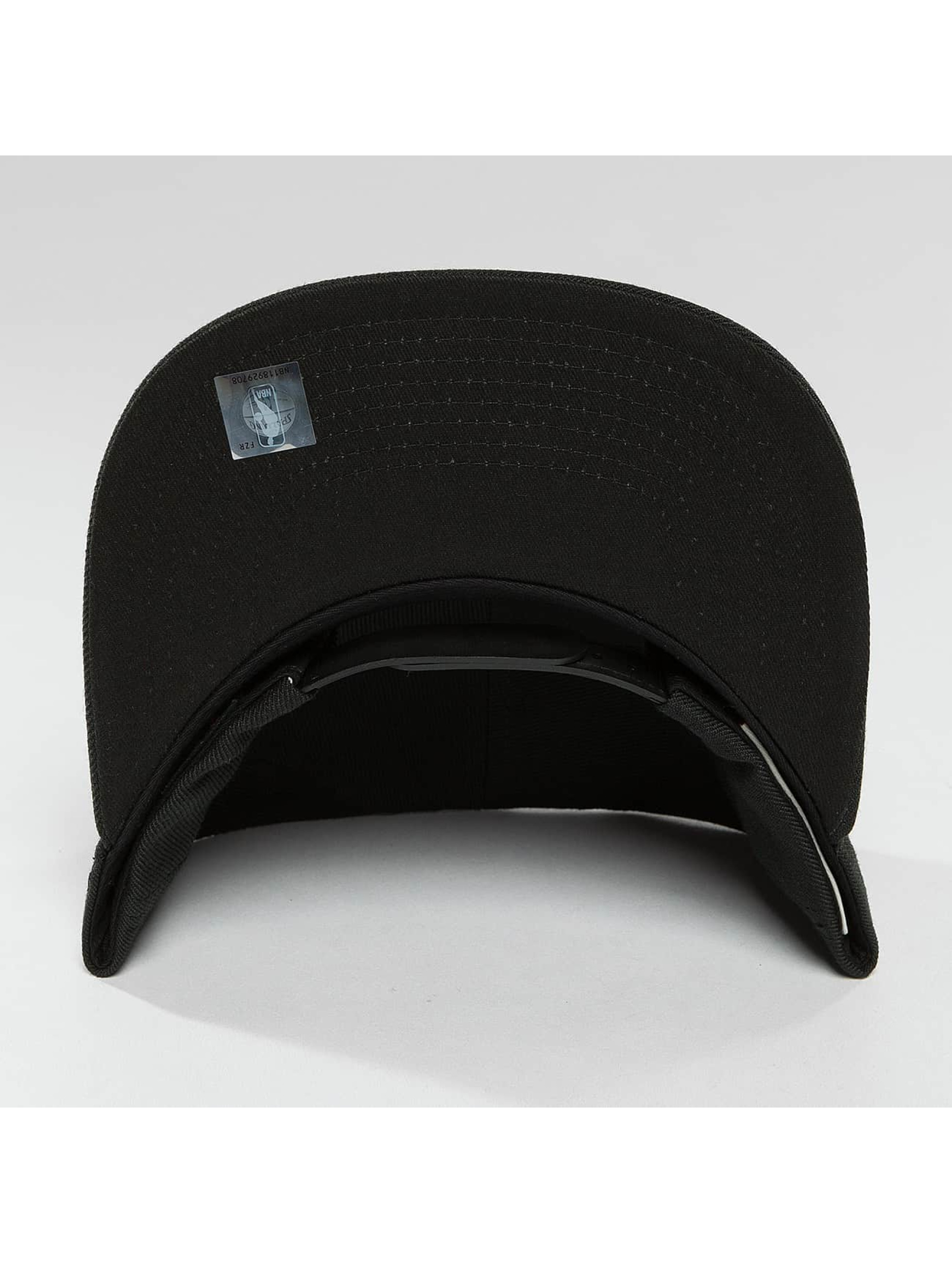 Mitchell & Ness Snapback Caps Red Pop Team Arch czarny