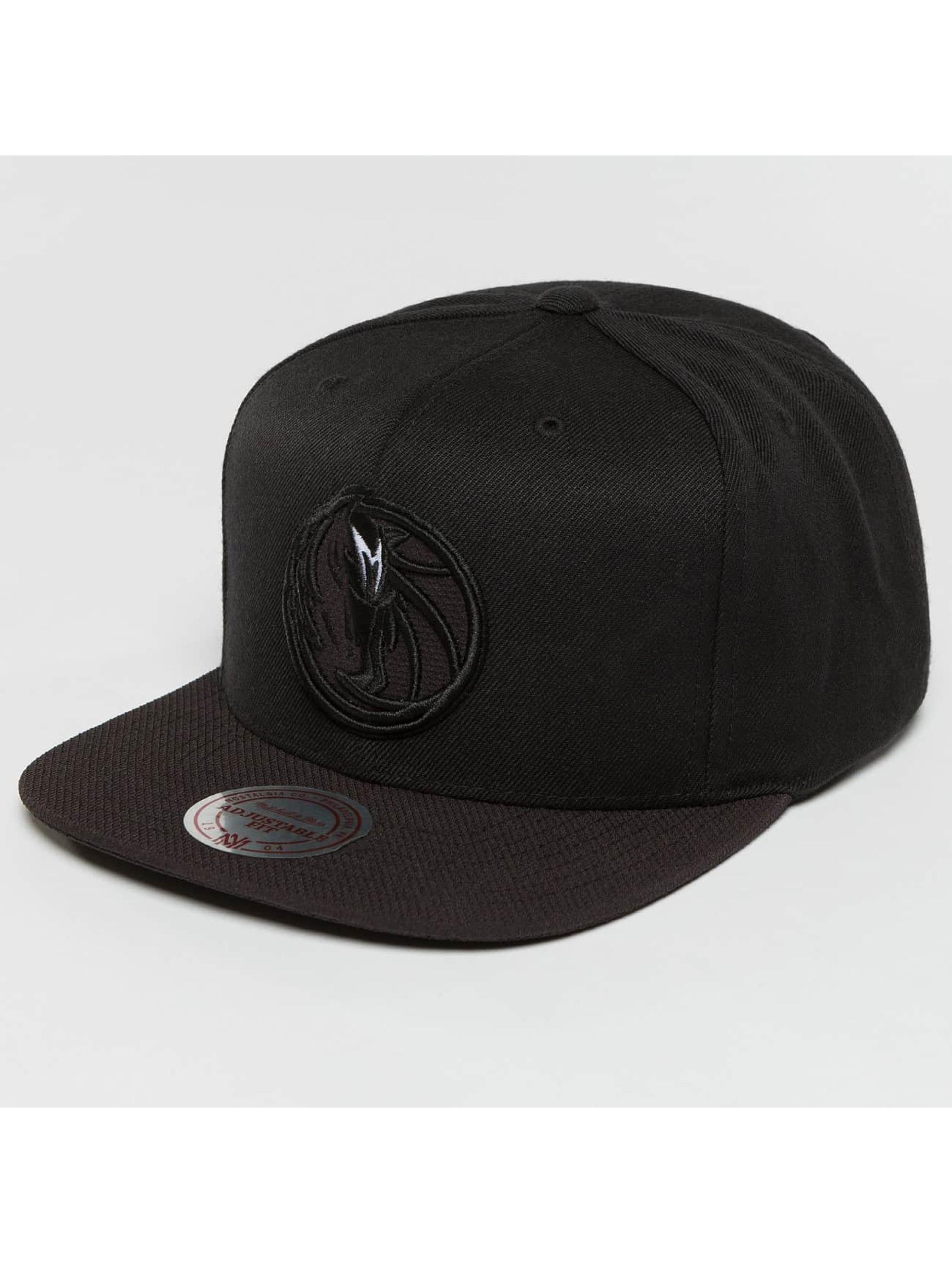 Mitchell & Ness Snapback Caps Full Dollar Dallas Mavericks czarny