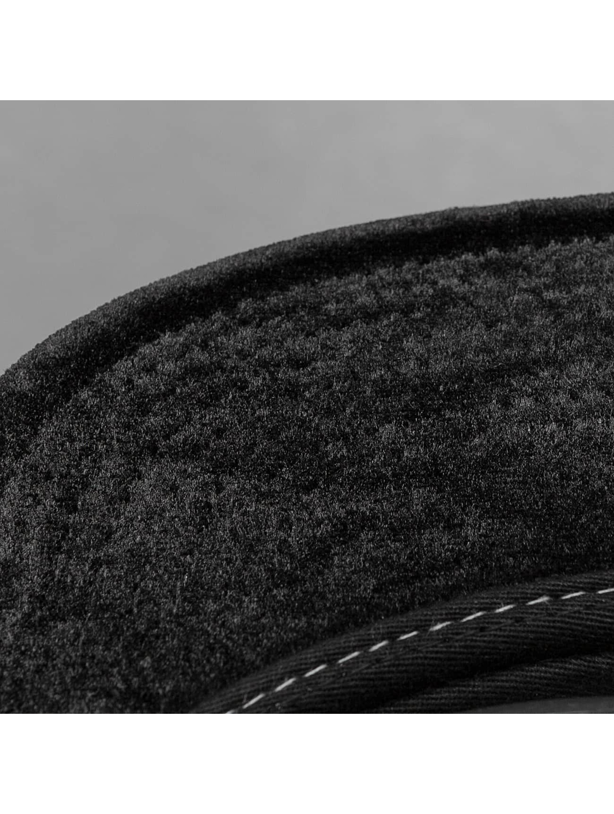 Mitchell & Ness Snapback Caps Solid Velour LA Kings Logo grå
