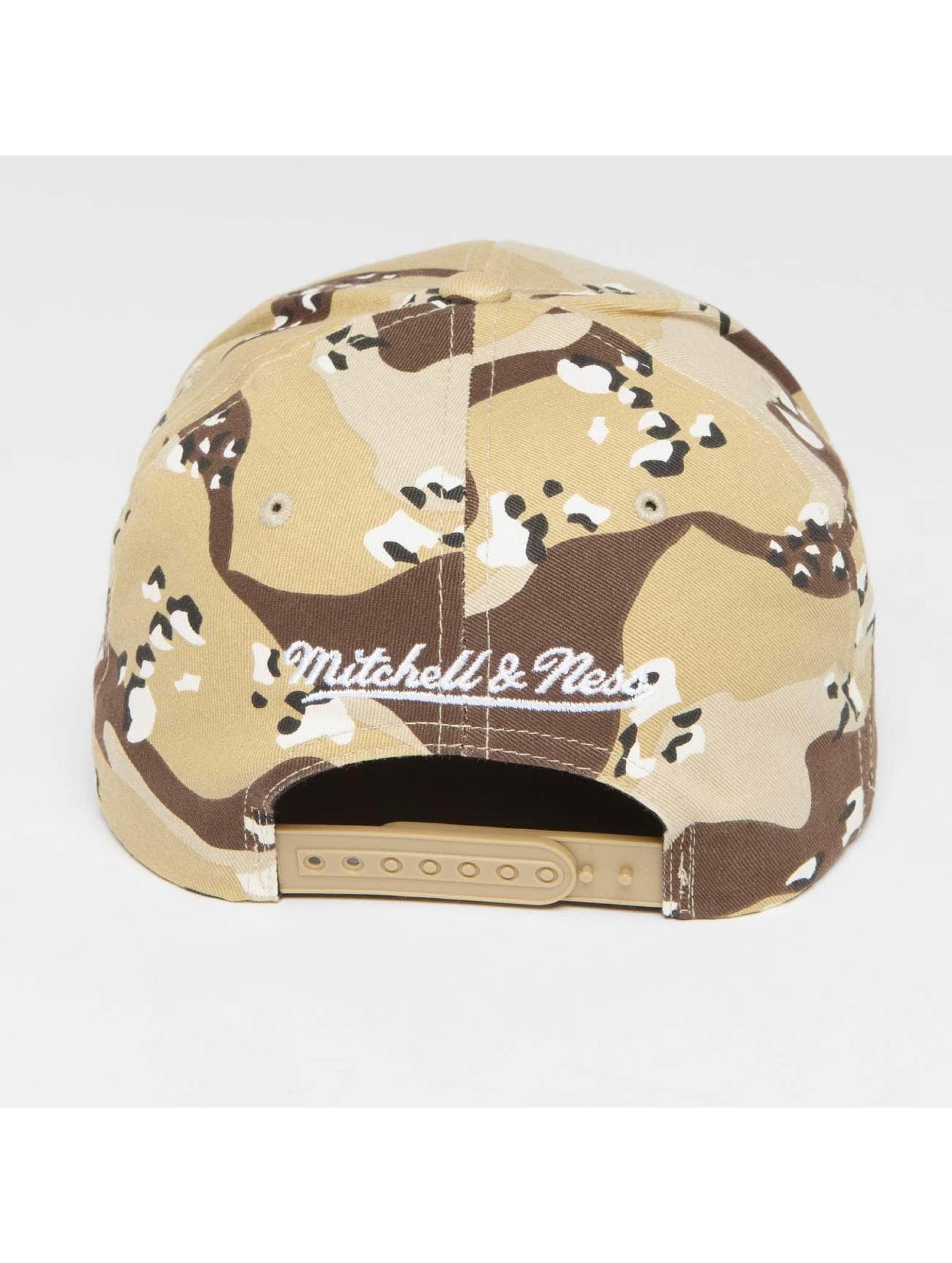 Mitchell & Ness Snapback Caps Own Brand Pinscript High Crown 110 kamuflasje