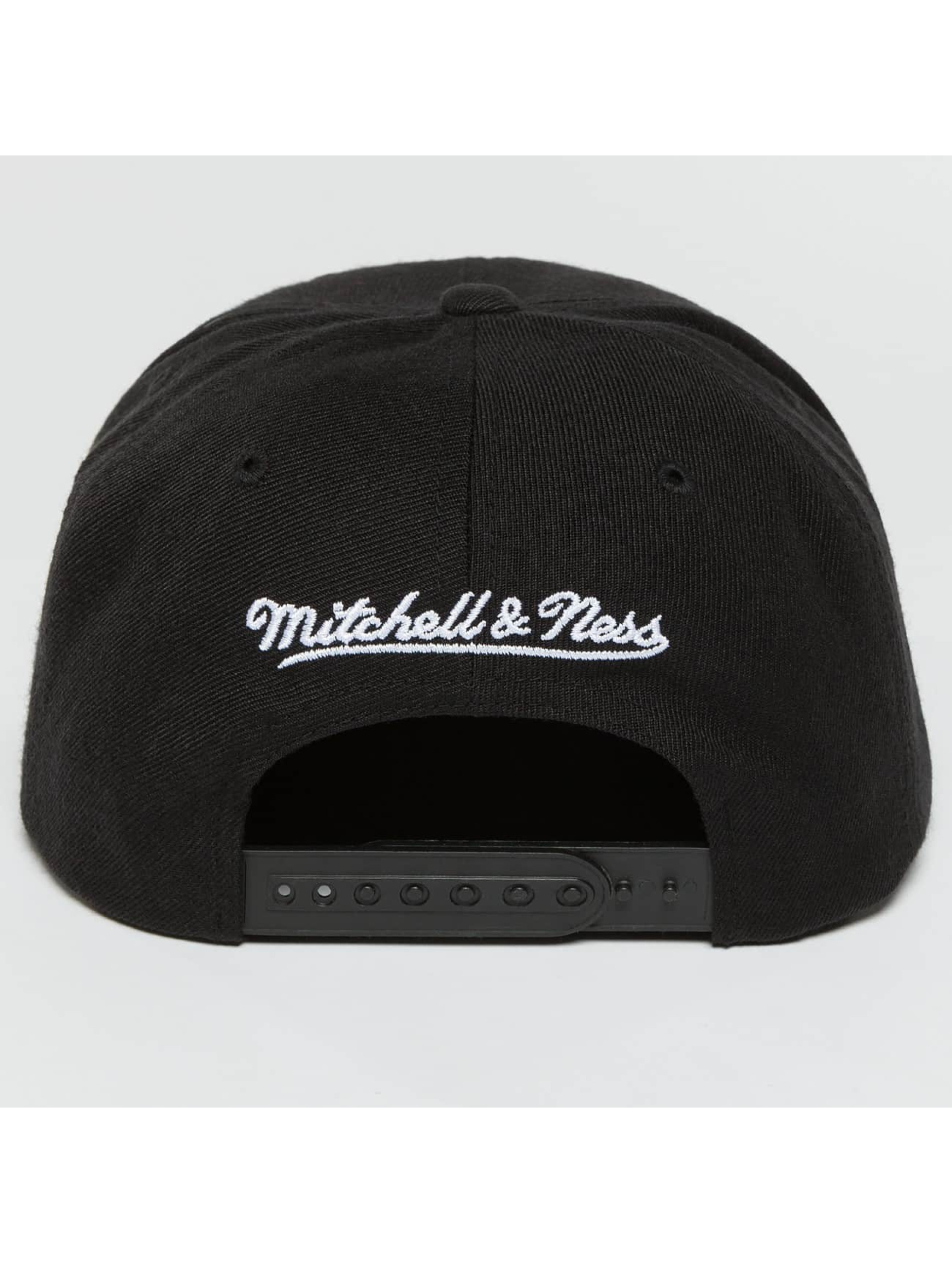 Mitchell & Ness Snapback Caps Full Dollar LA Lakers musta