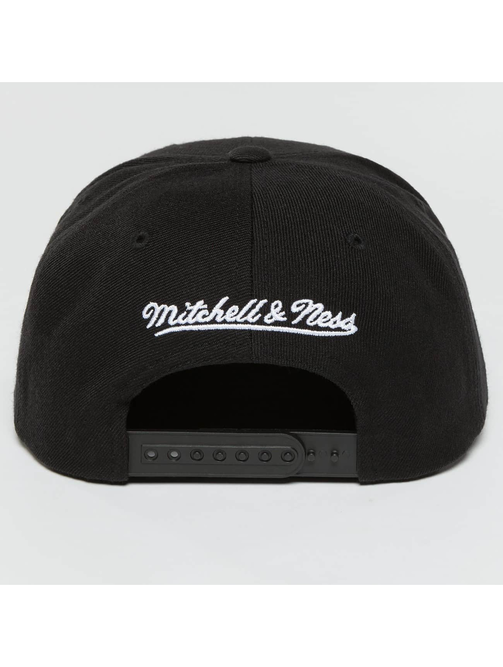 Mitchell & Ness Snapback Caps Full Dollar Torronto Raptors musta