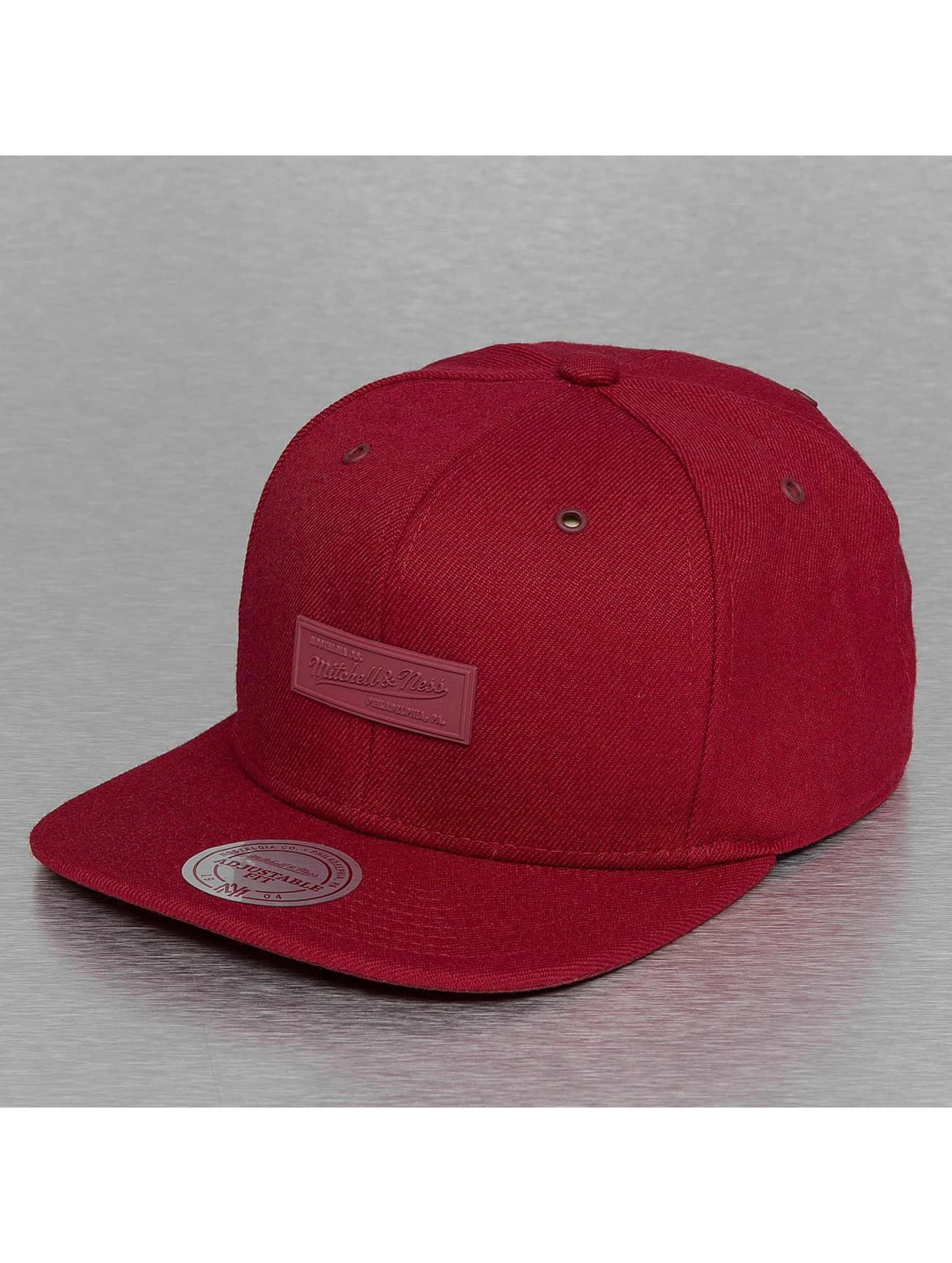 Mitchell & Ness Snapback Caps Swipe red