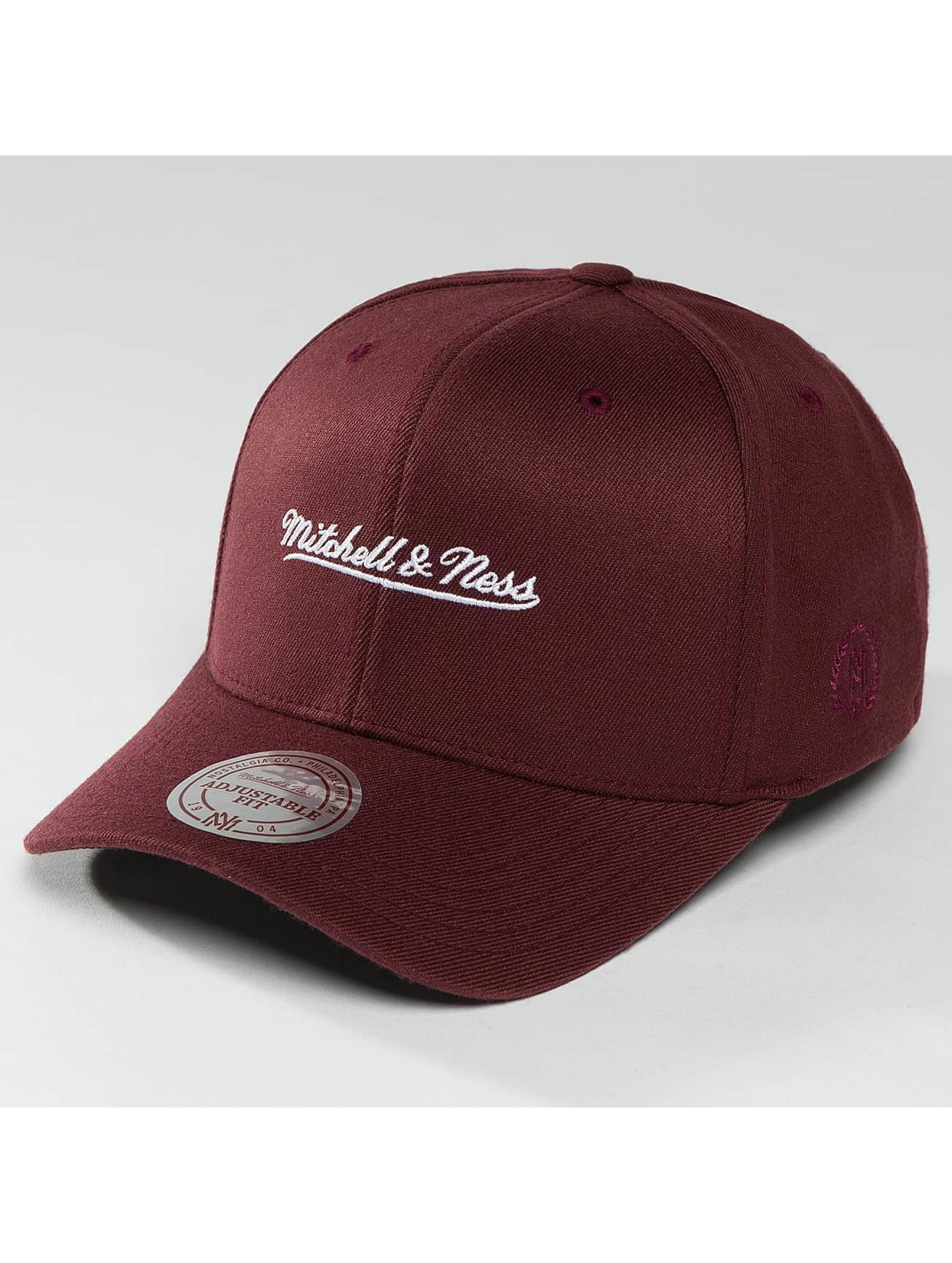 Mitchell & Ness Snapback Caps 110 The Camo & Suede red