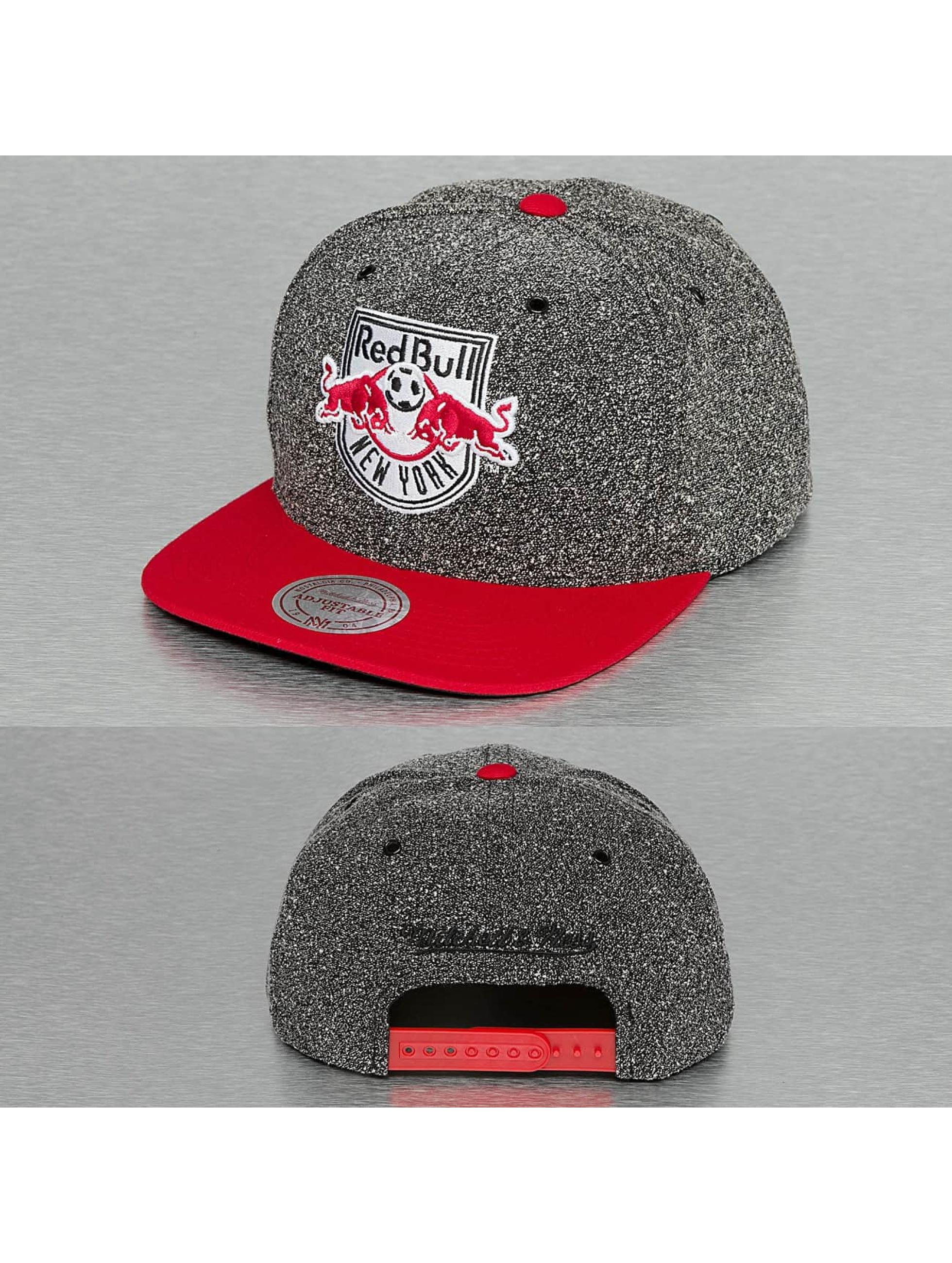 Mitchell & Ness Snapback Caps MLS Static 2 Tone NY Red Bulls sort