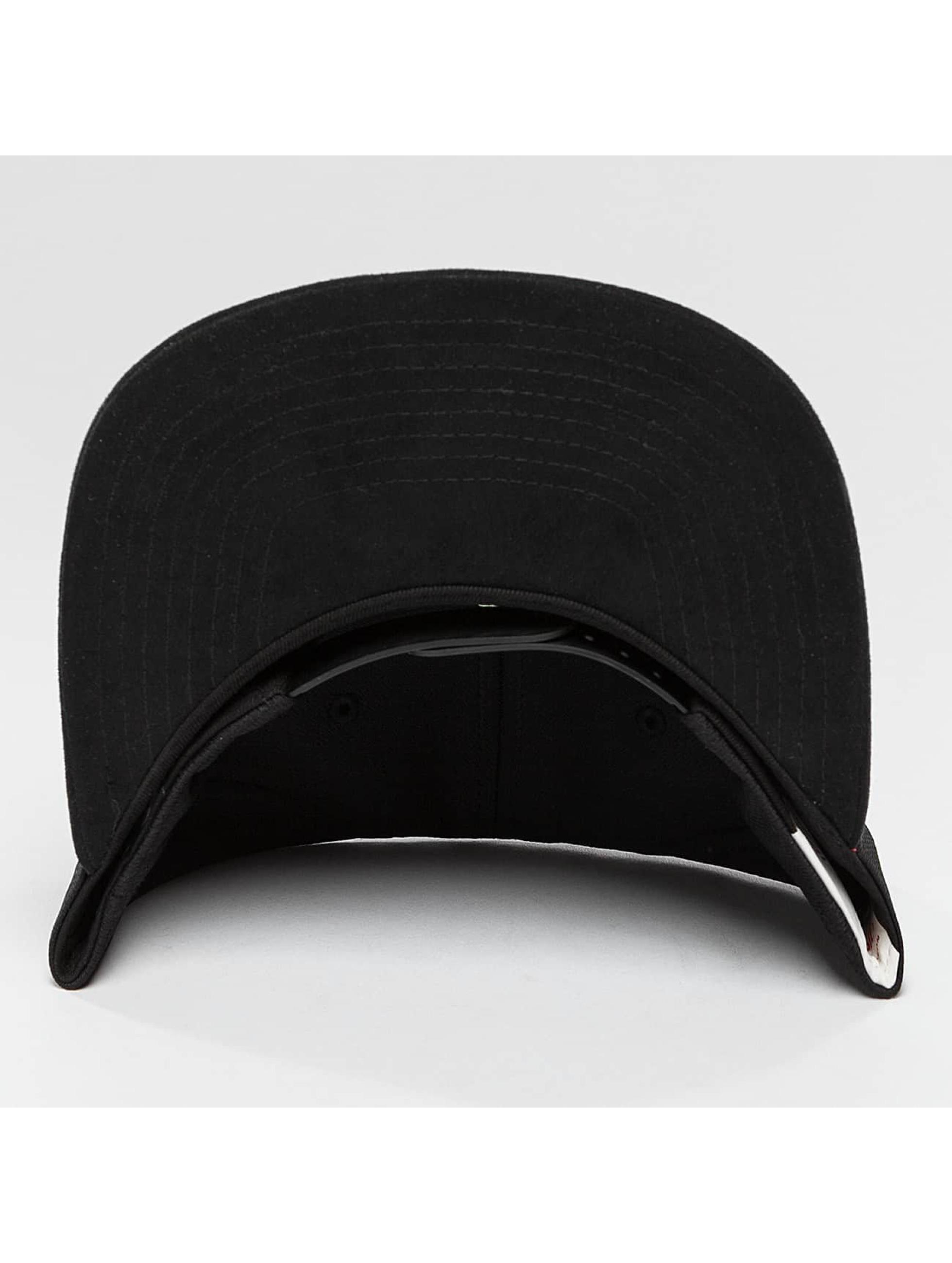 Mitchell & Ness Snapback Caps Black Sports Mesh Chicago Bulls svart