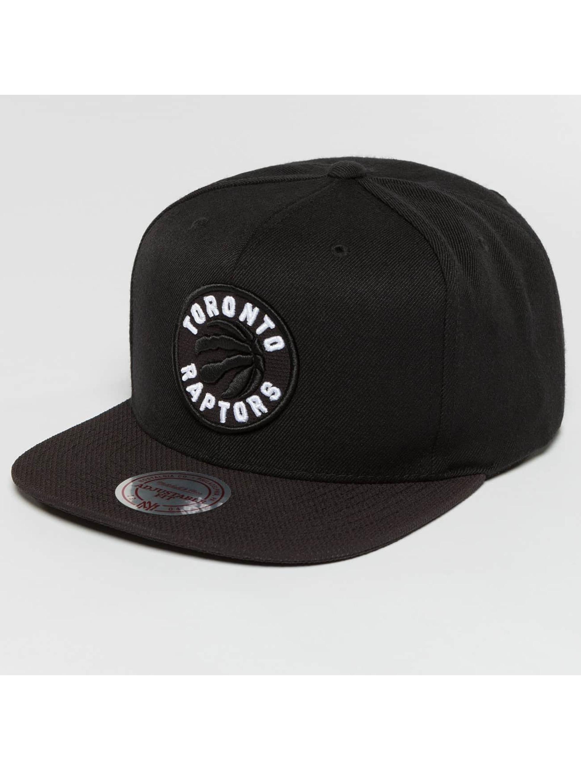 Mitchell & Ness Snapback Caps Full Dollar Torronto Raptors svart
