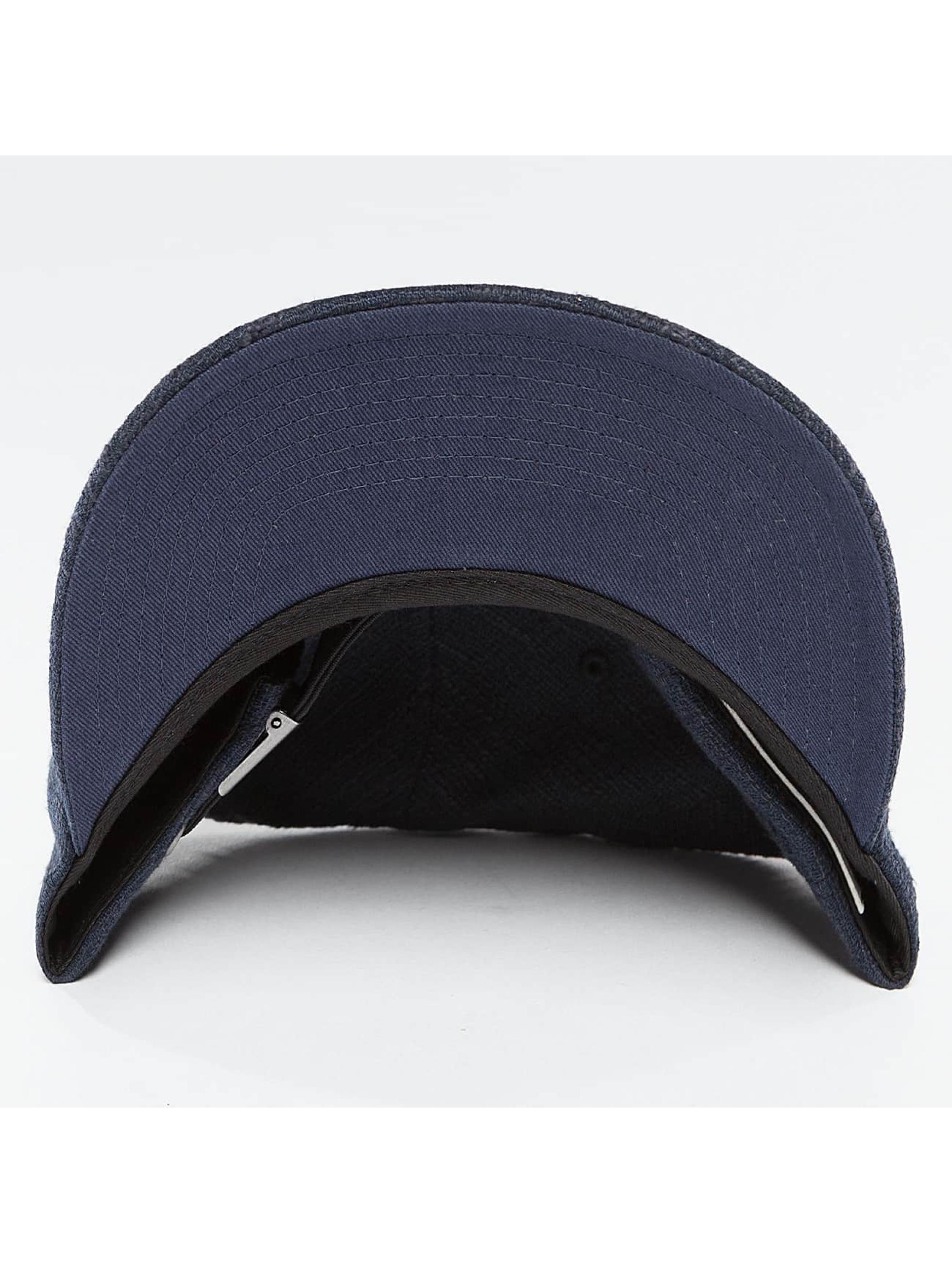 Mitchell & Ness Snapback Boost modrá